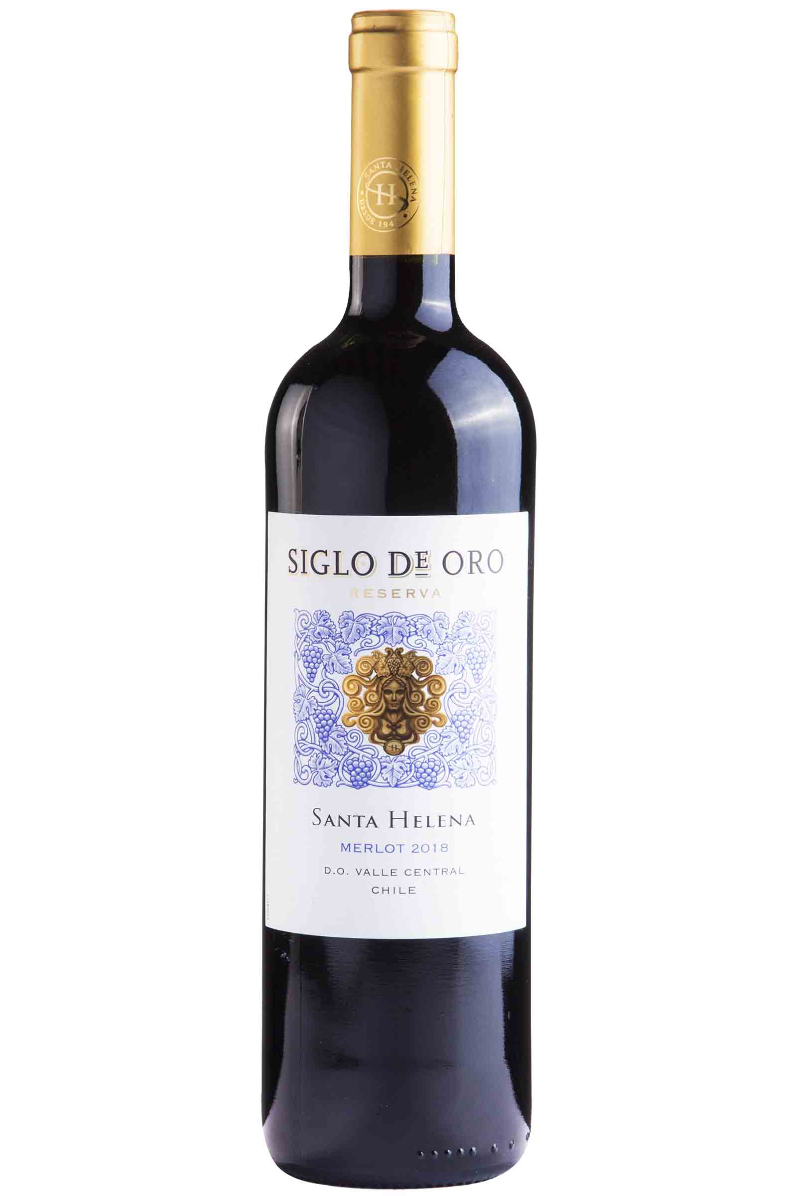 Vino Santa Helena Siglo de Oro Merlot 750ml