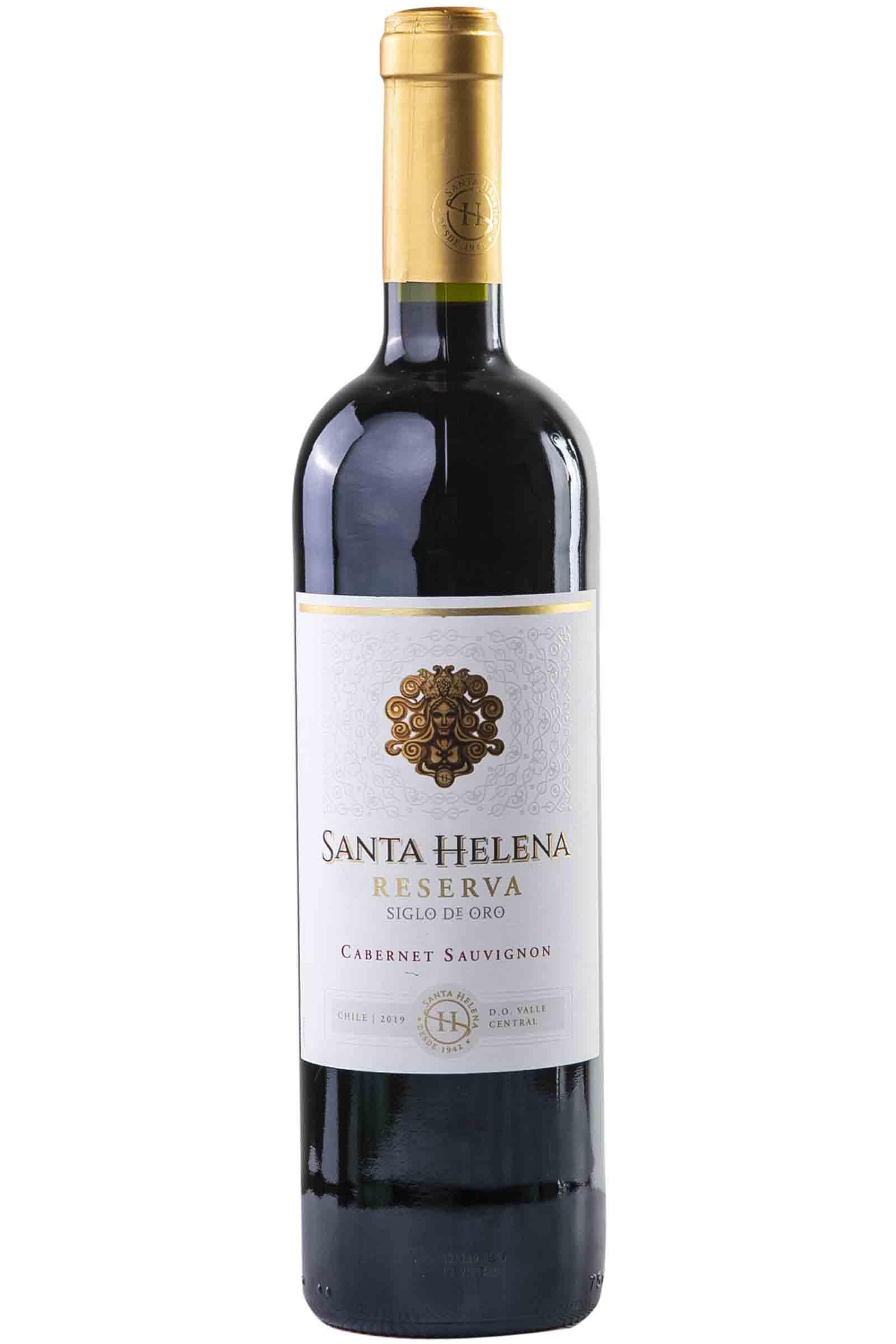 Vino Santa Helena Siglo de Oro Cabernet Sauvignon 750ml