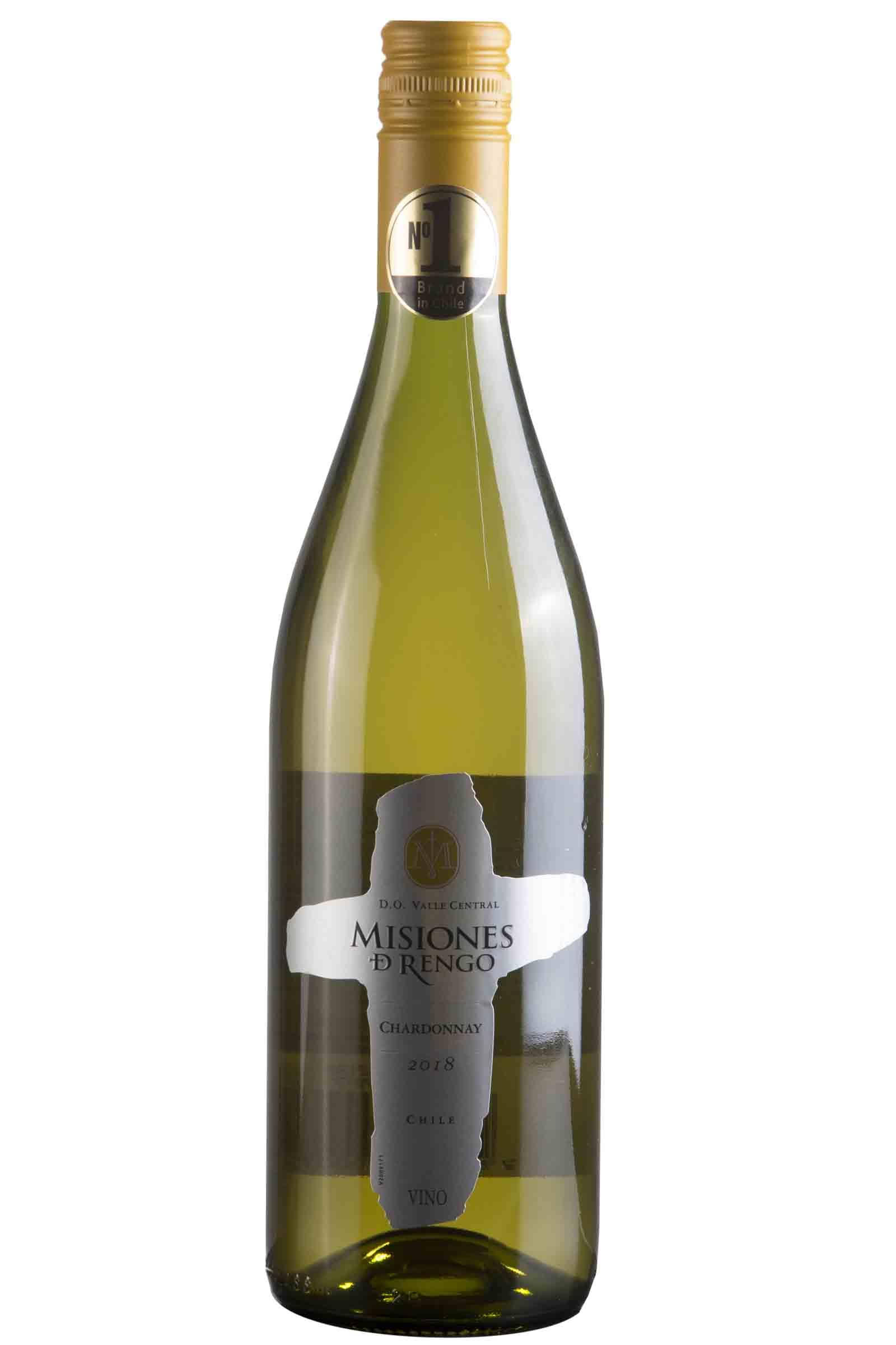 Vino Misiones de Rengo Varietal Chardonnay 750ml