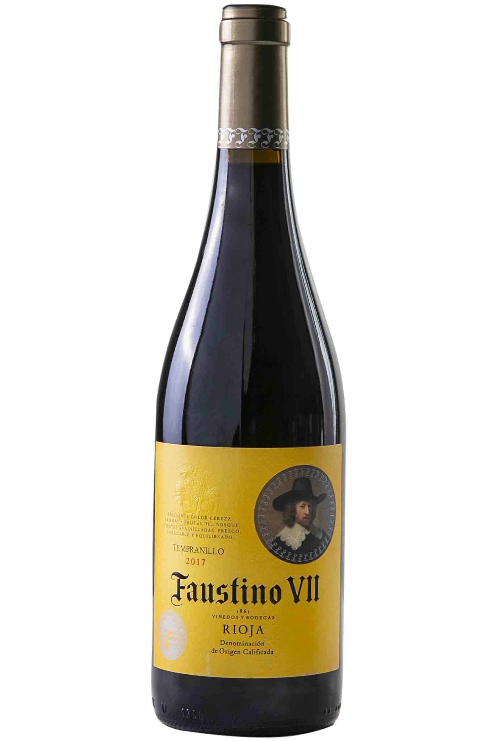 Vino Faustino VII 750ml