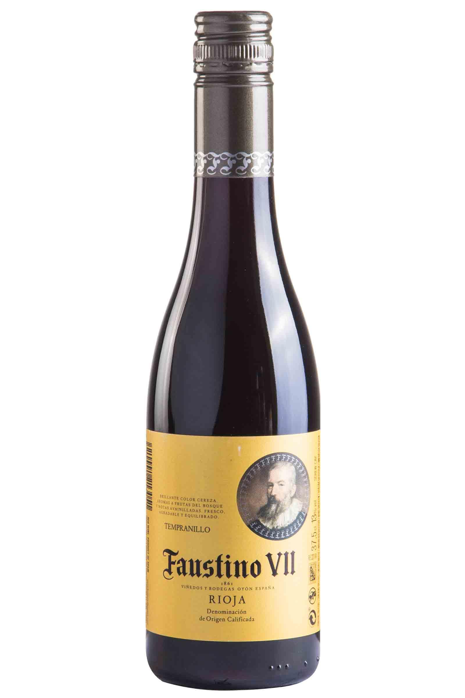 Vino Faustino VII 375ml