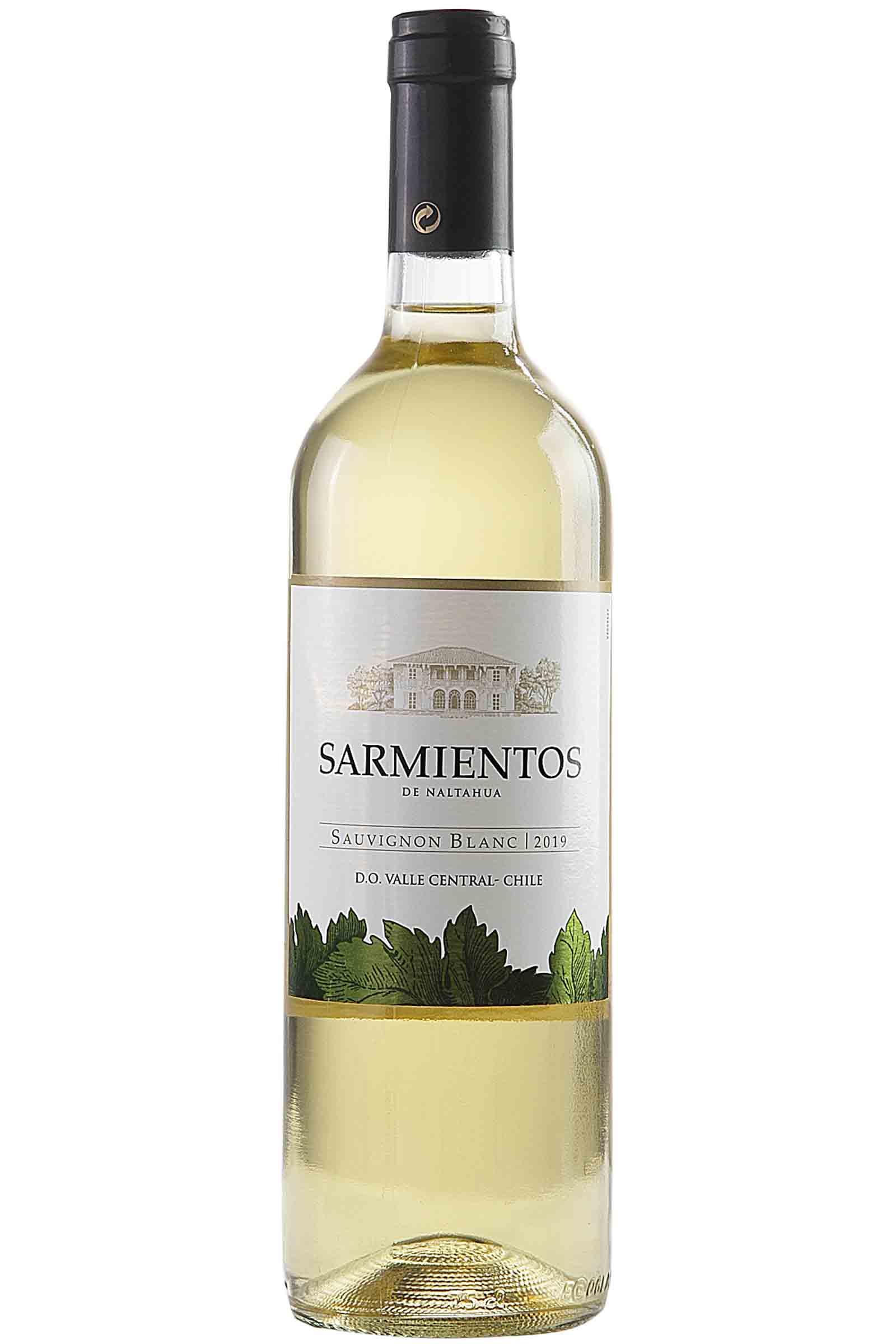 Vino Sarmientos Sauvignon Blanc 750ml