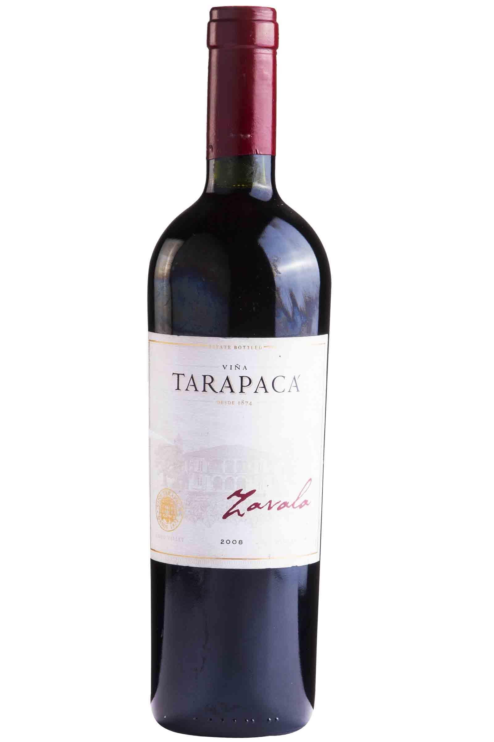 Vino Tarapaca Zavala Blend 750ml