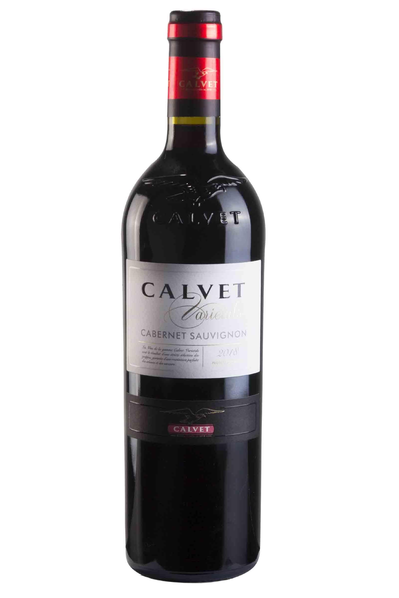 Vino Calvet Varietal Cabernet Sauvignon 750ml