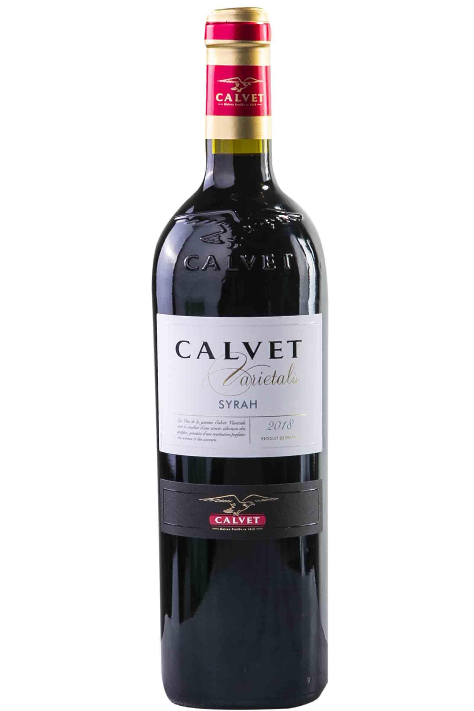Vino Calvet Varietal Syrah 750ml