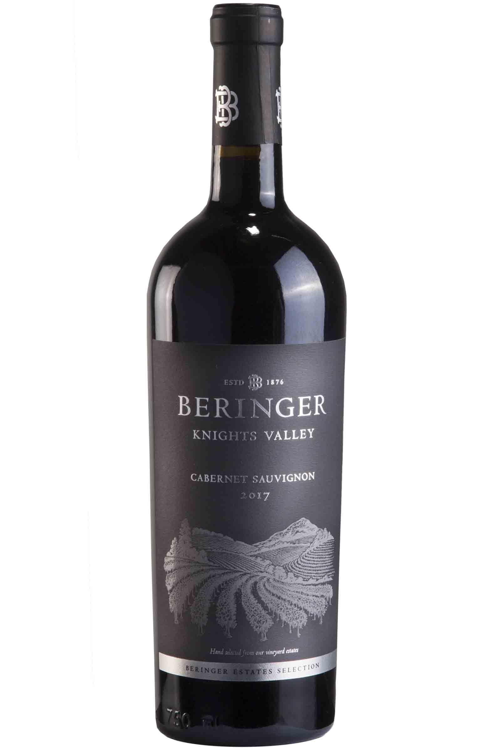 Vino Beringer Knights Valley Cabernet Sauvignon 750ml