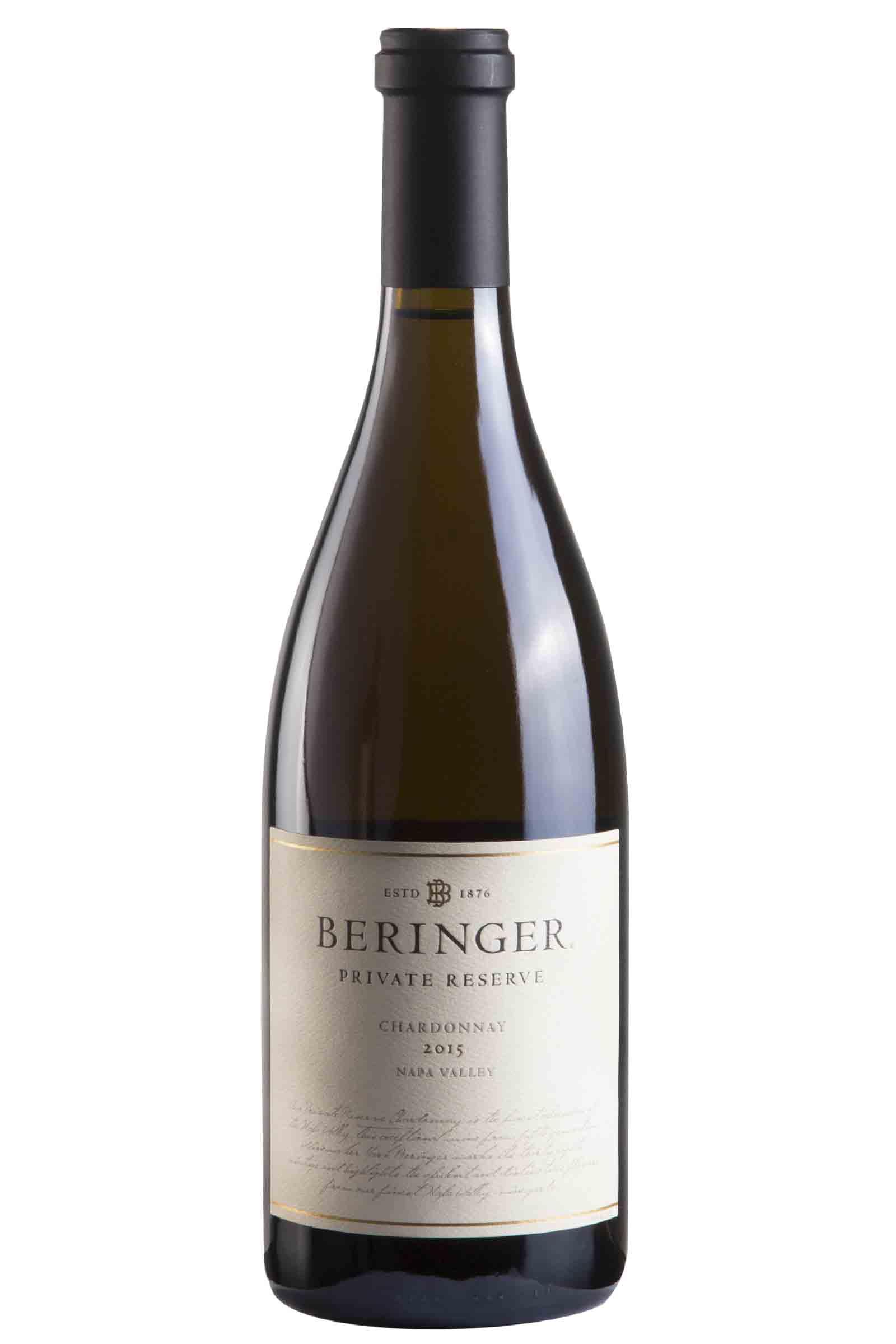 Vino Beringer Private Reserve Chardonnay 750ml