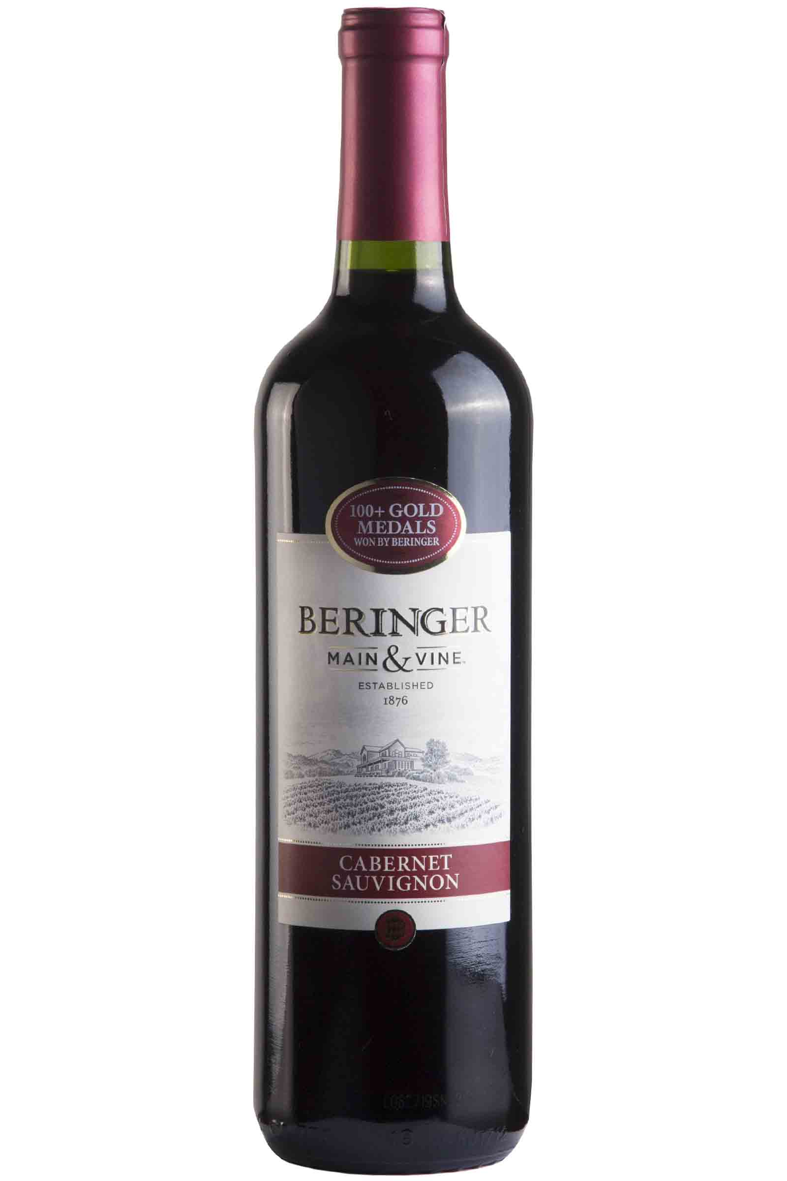 Vino Beringer Main & Wine Cabernet Sauvignon 750ml