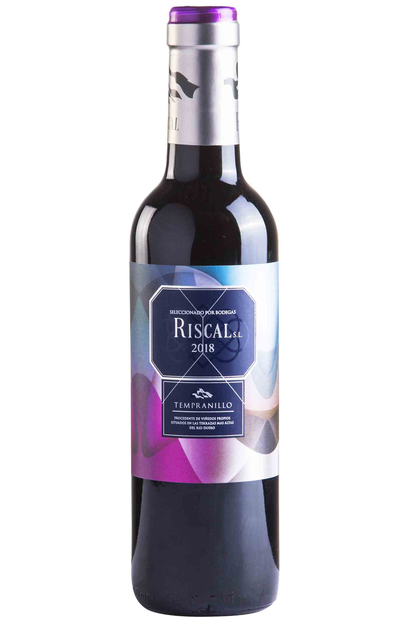Vino Marques de Riscal Tempranillo 375ml