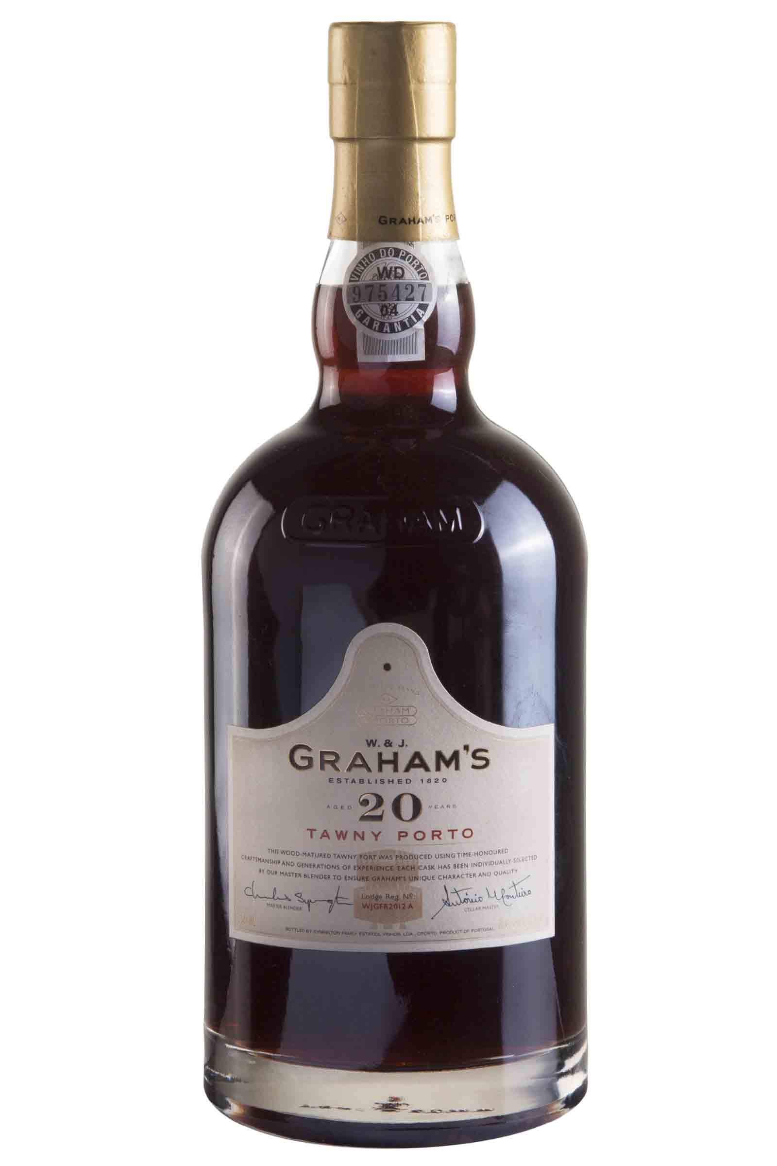 Oporto Graham's Tawny 20 Years Old 750ml