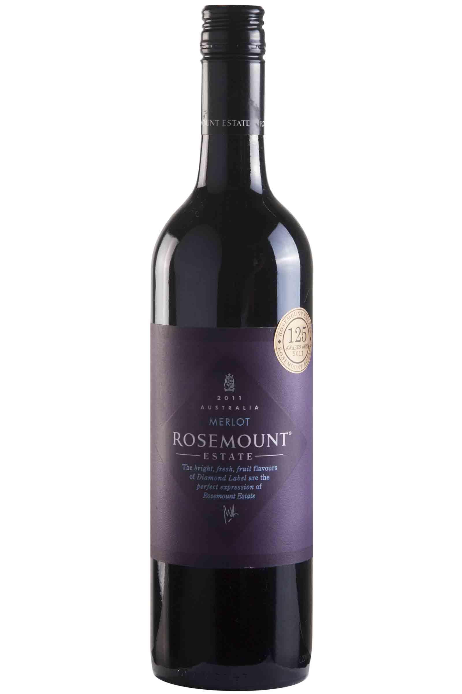 Vino Rosemount Merlot 750ml