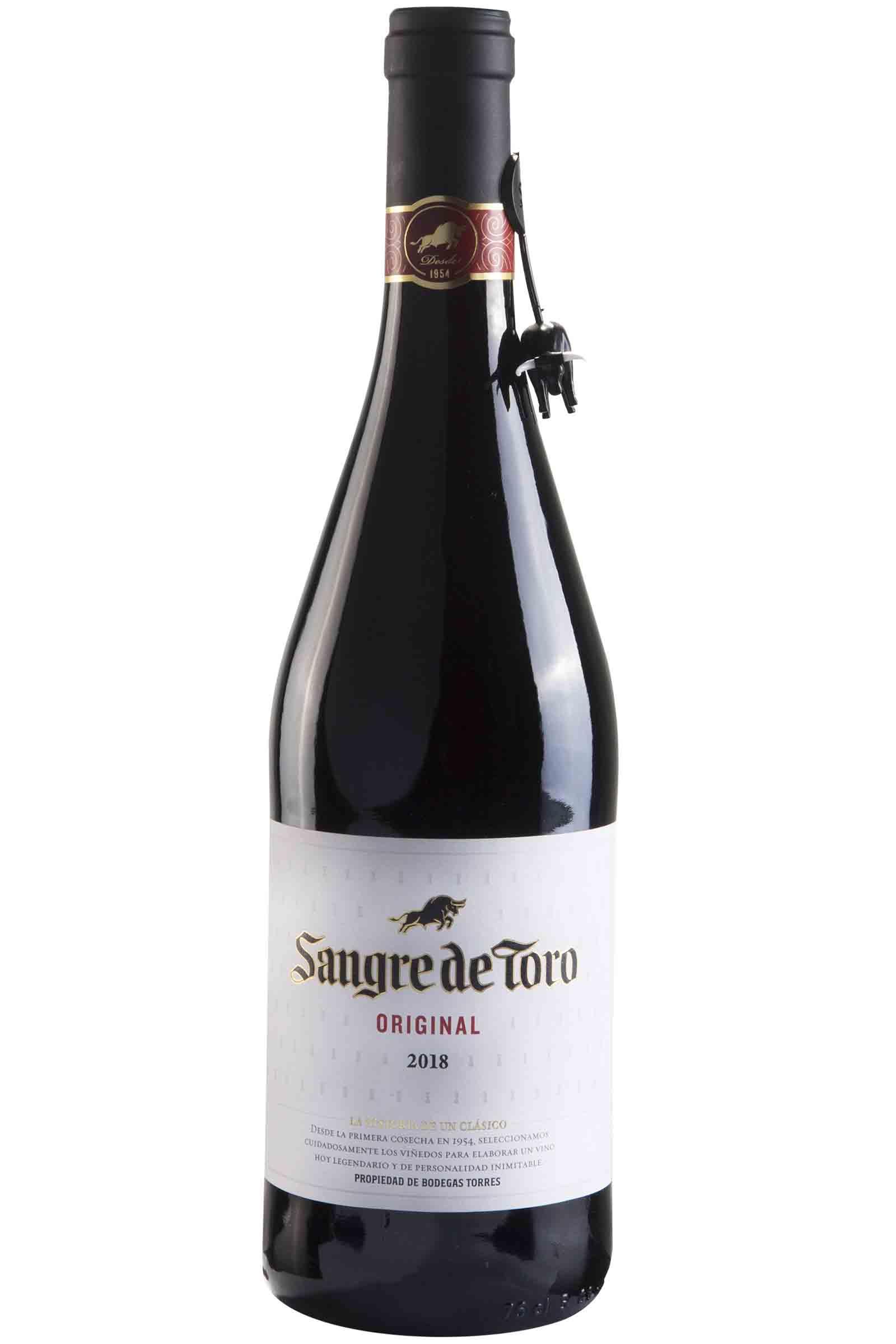 Vino Torres Sangre De Toro Tinto 750ml