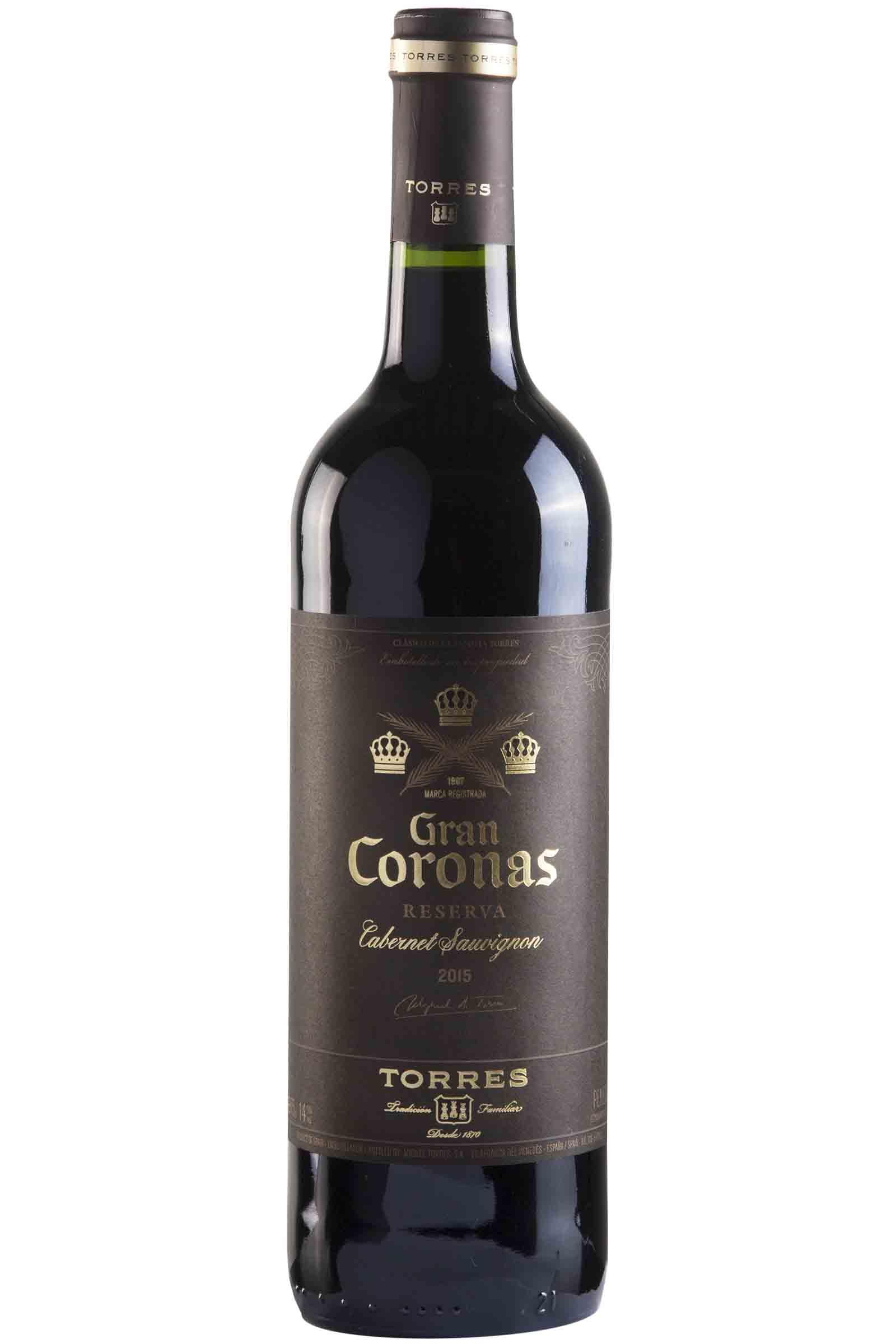 Vino Torres Gran Coronas 750ml