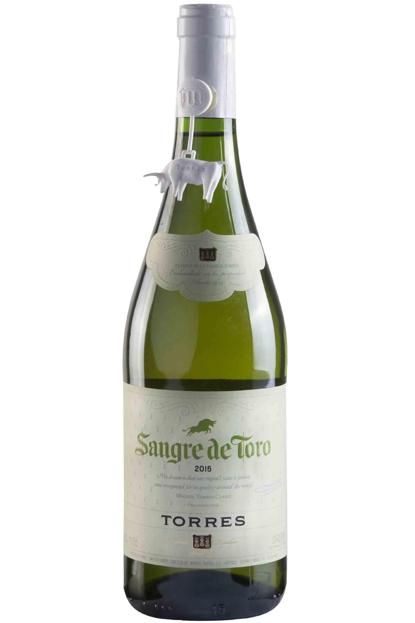 Vino Torres Sangre De Toro Blanco 750ml