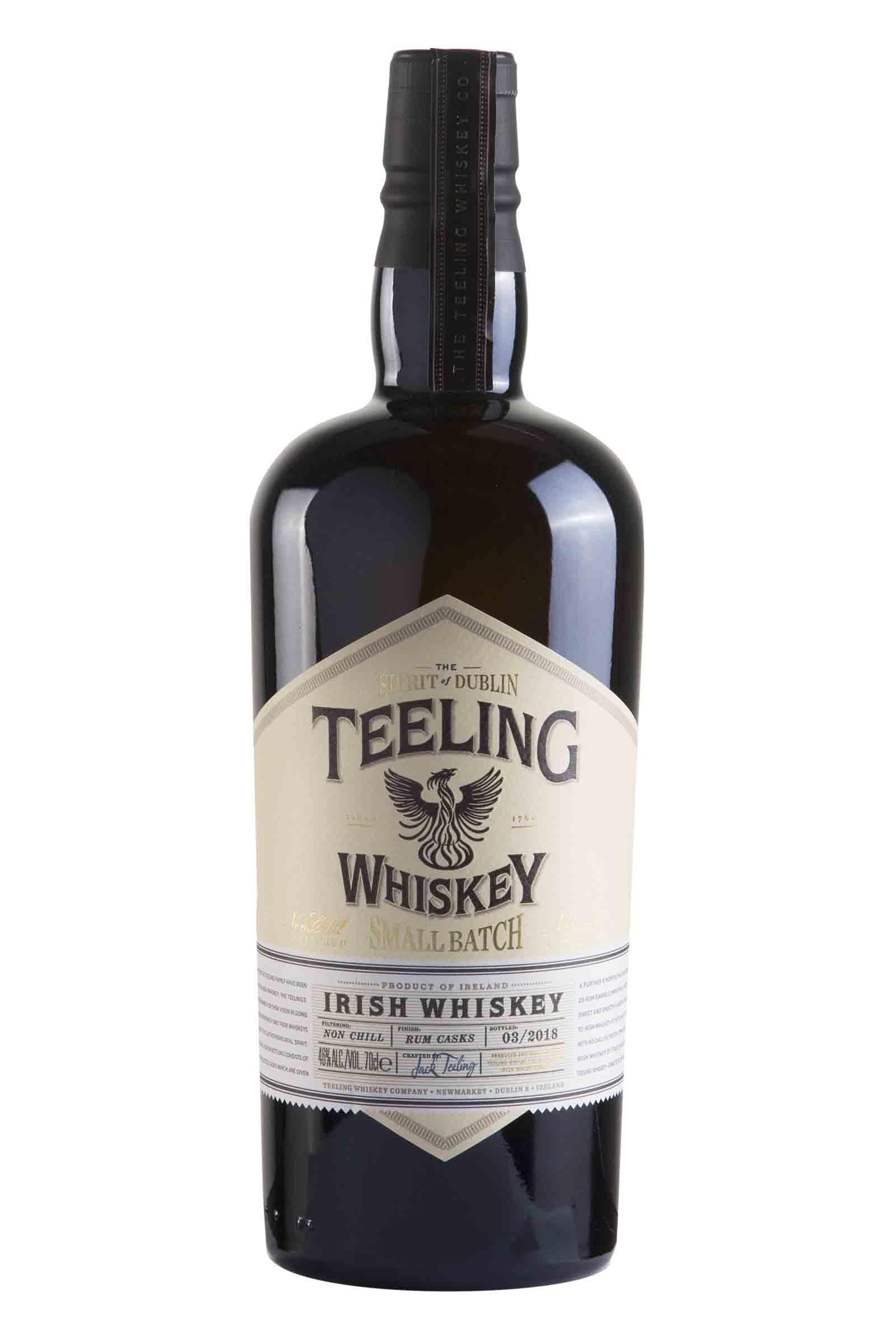 Whiskey Teeling Small Batch 700ml