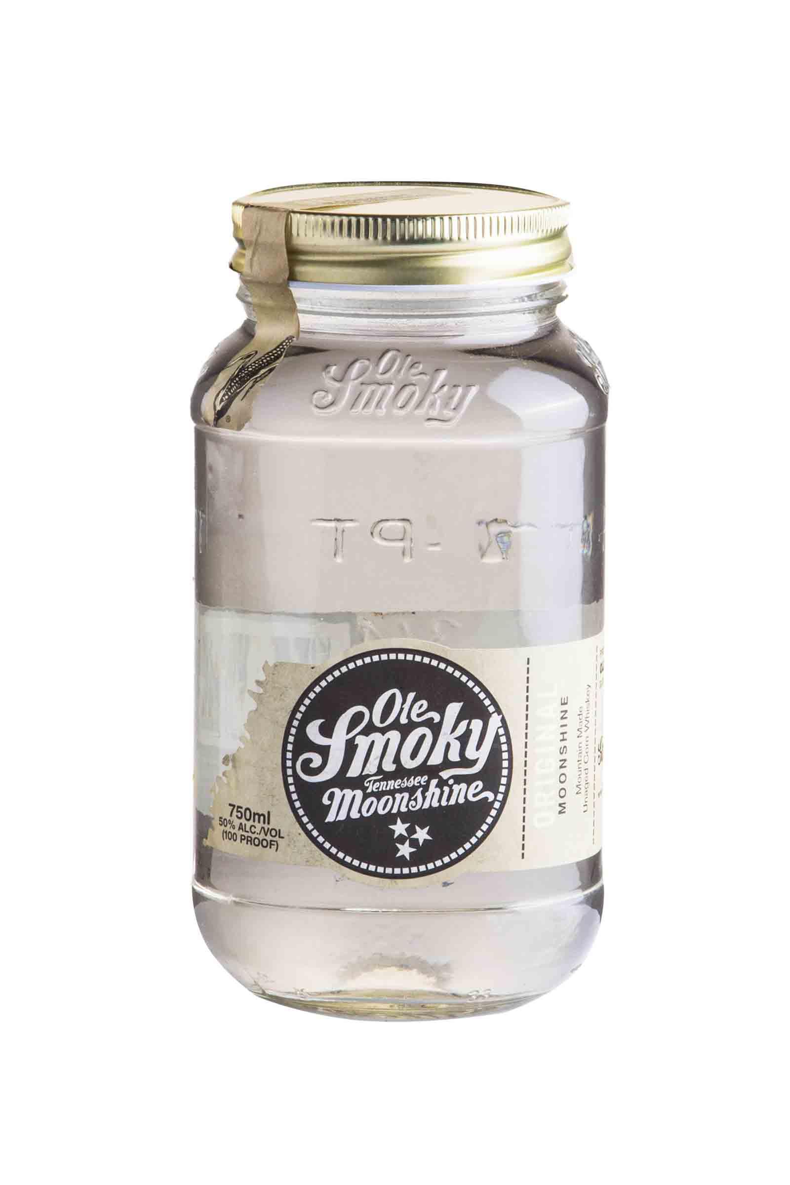 Ole Smoky Tennessee Original Moonshine 750ml