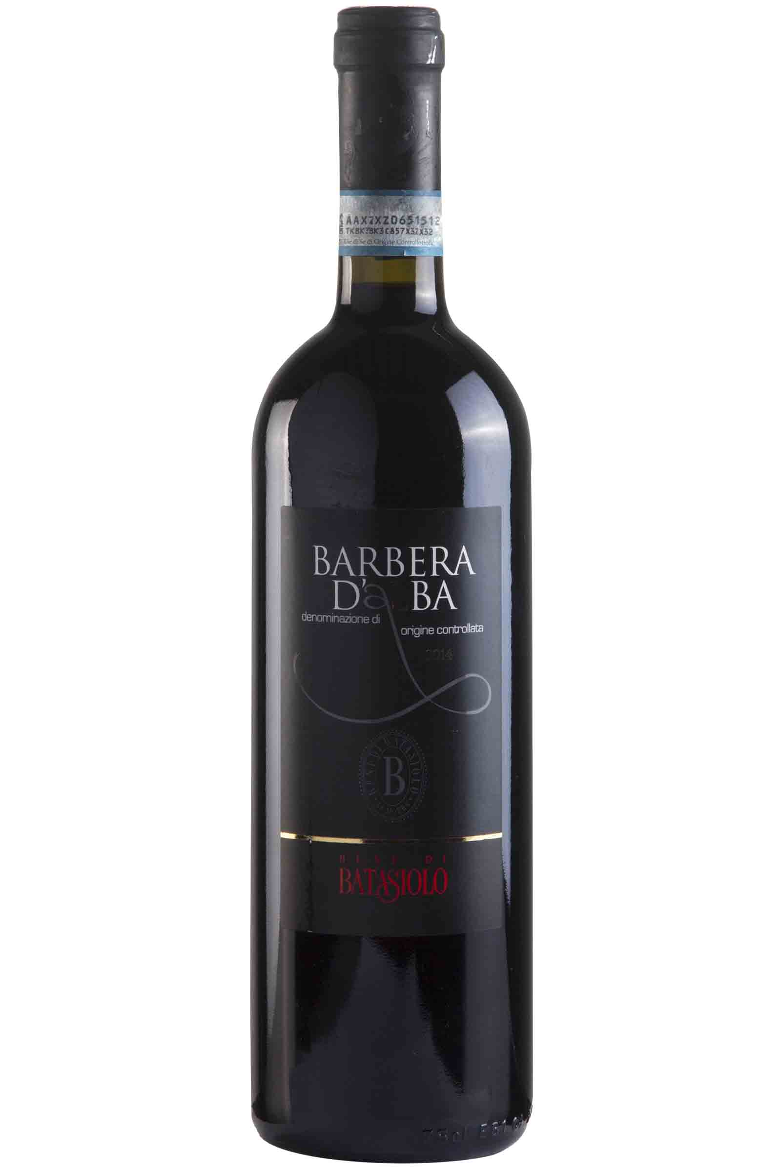Vino Batasiolo Barbera D´Alba 750ml