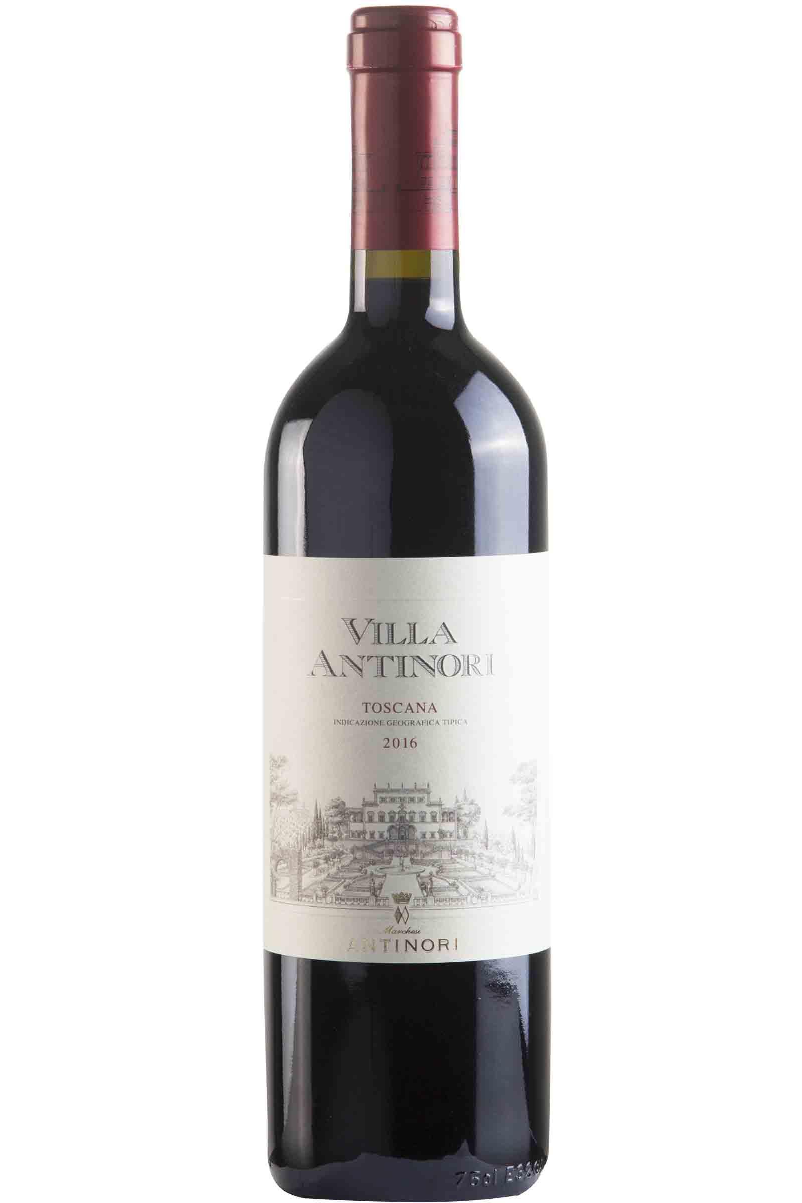 Vino Marchesi Antinori Villa Antinori Rosso Toscana 750ml