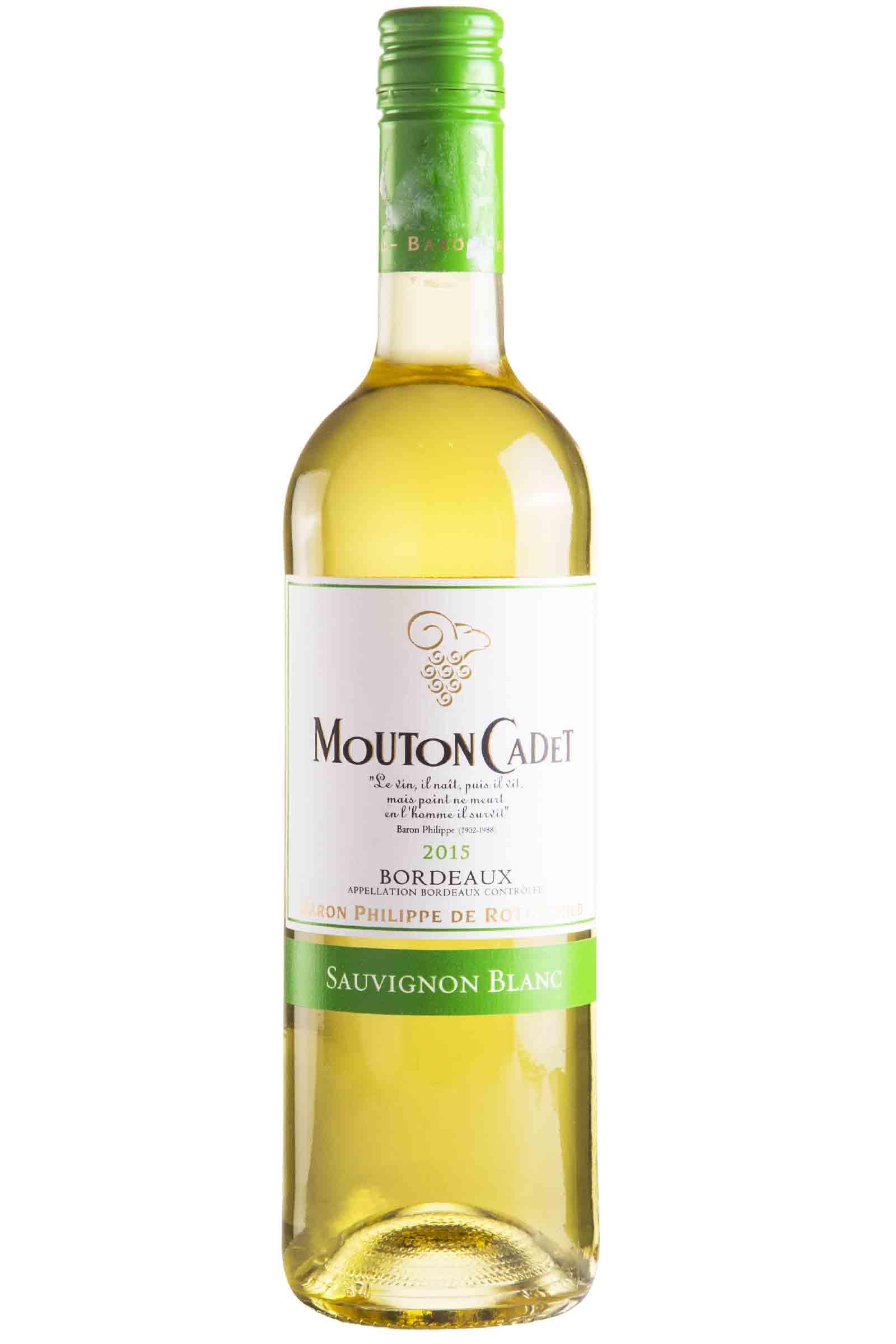 Vino Mouton Cadet Sauvignon Blanc 750ml