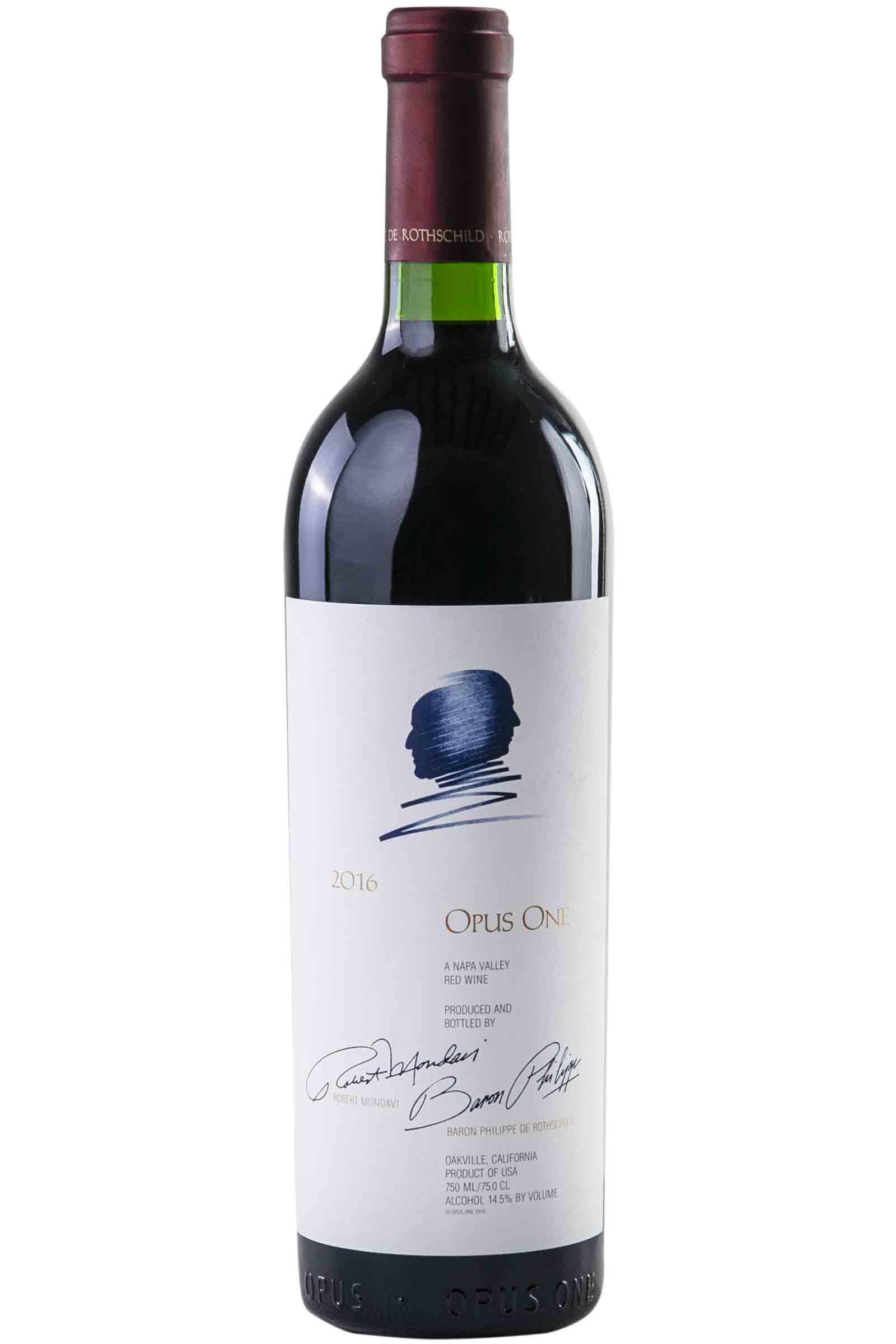 Vino Opus One Cabernet Sauvignon 750ml