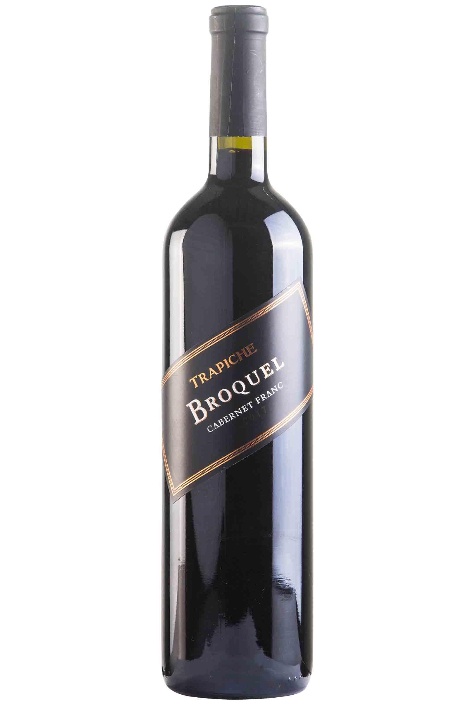 Vino Trapiche Broquel Cabernet Franc 750ml