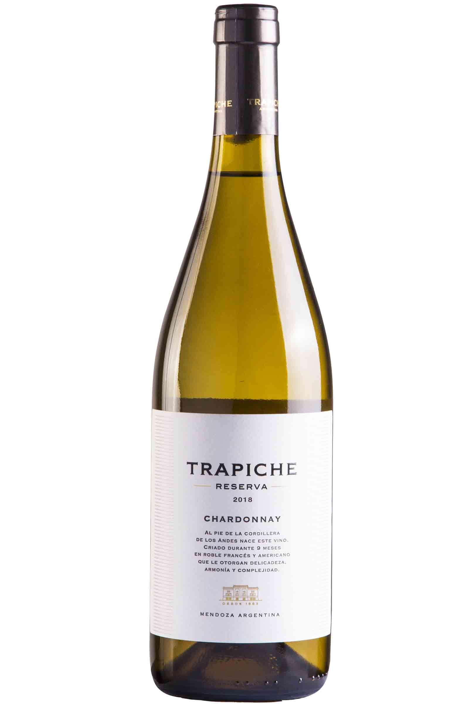 Vino Trapiche Reserva Chardonnay 750ml