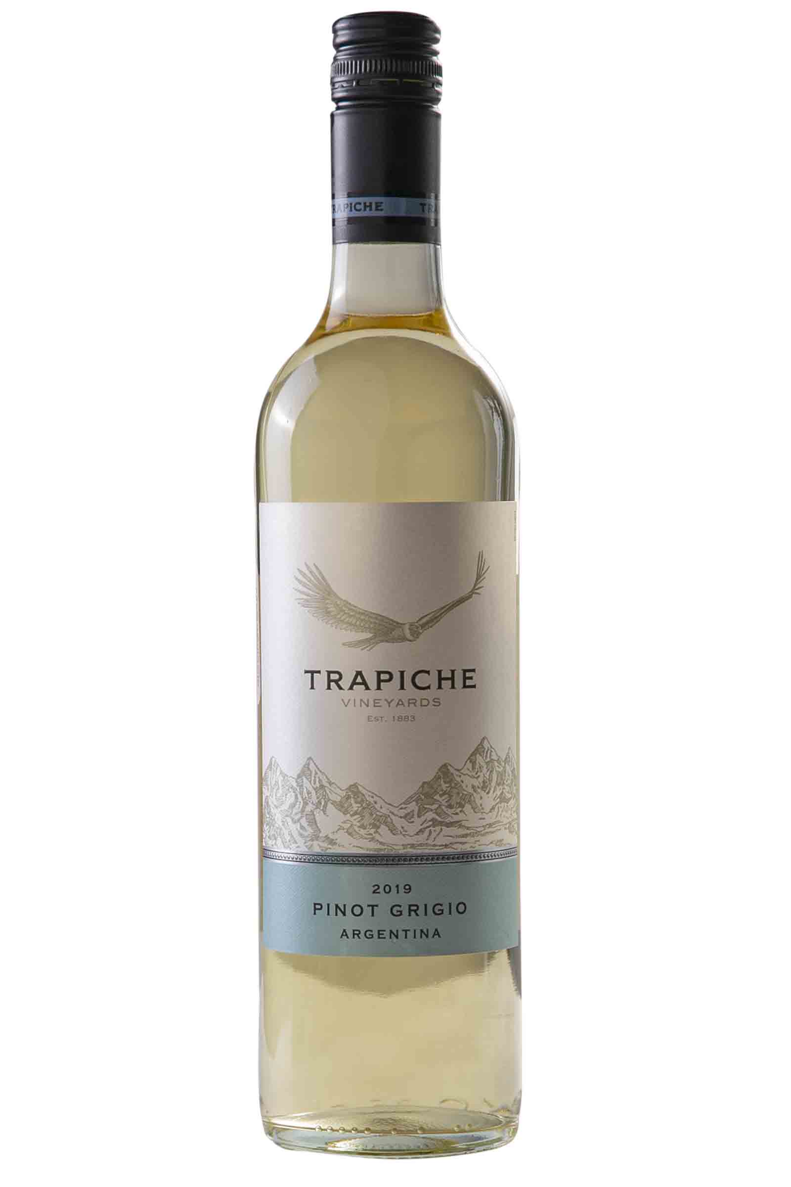 Vino Trapiche Vineyards Pinot Grigio 750ml