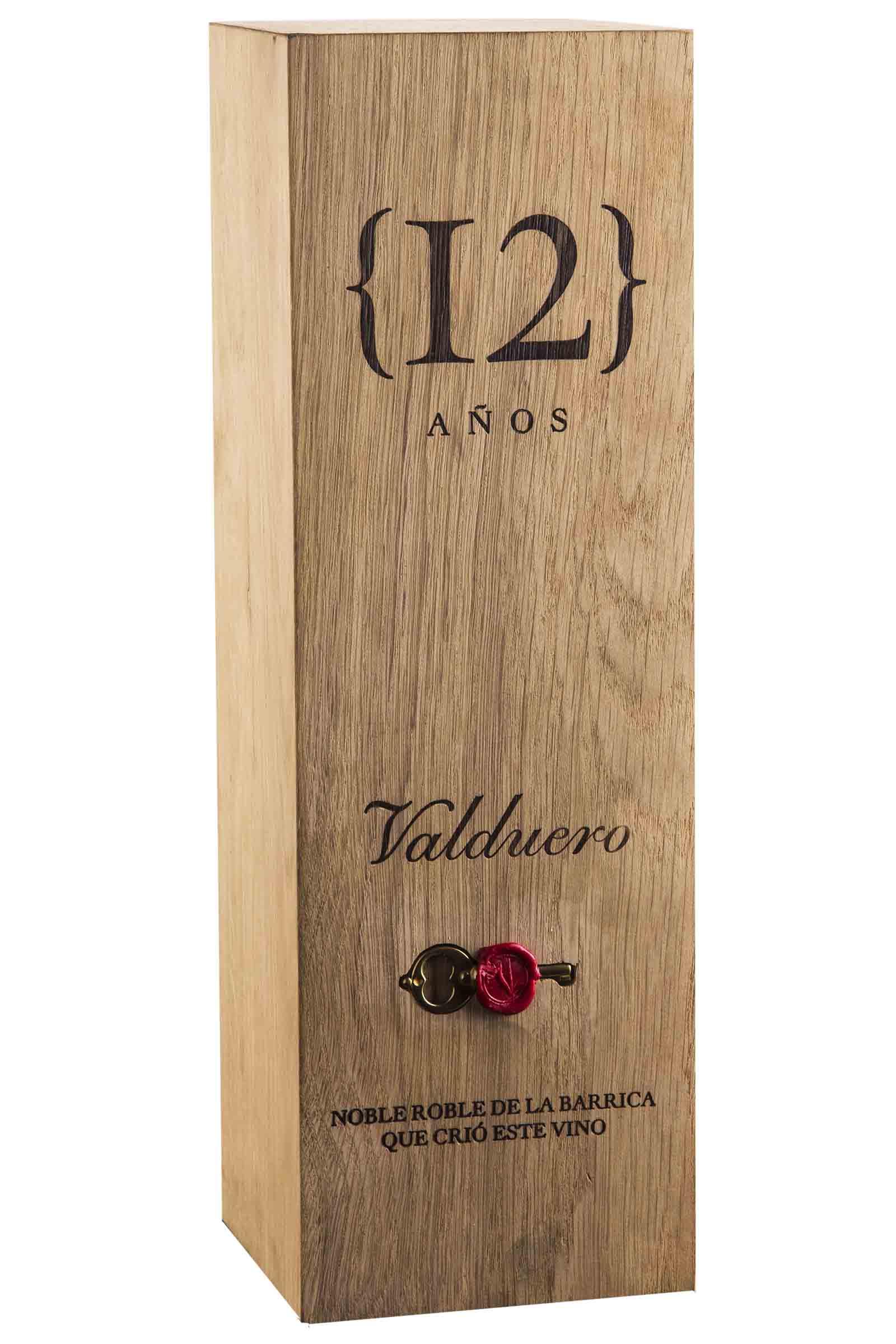 Vino Valduero Gran Reserva Premium 12 Años 750ml
