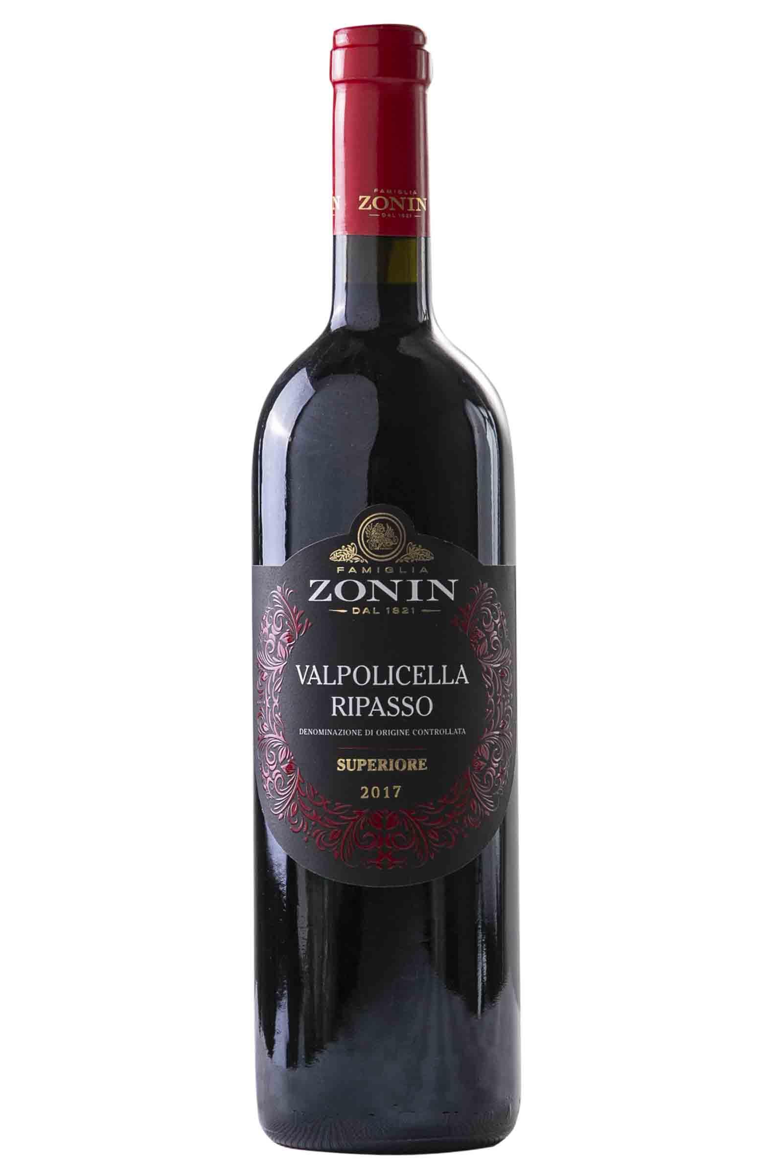 Vino Zonin Valpolicella Ripasso 750ml