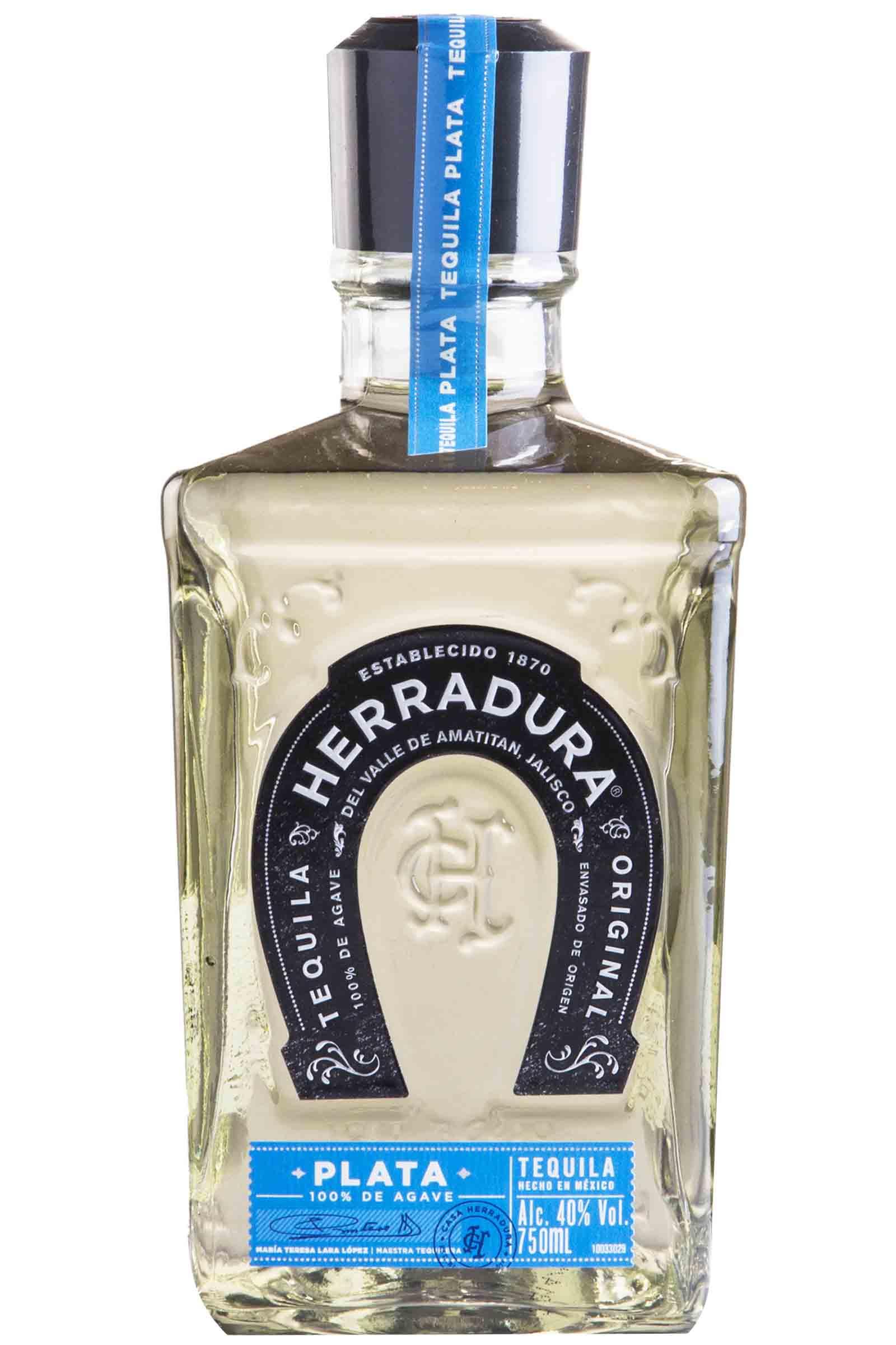 Tequila Herradura Blanco 100% Agave 750ml