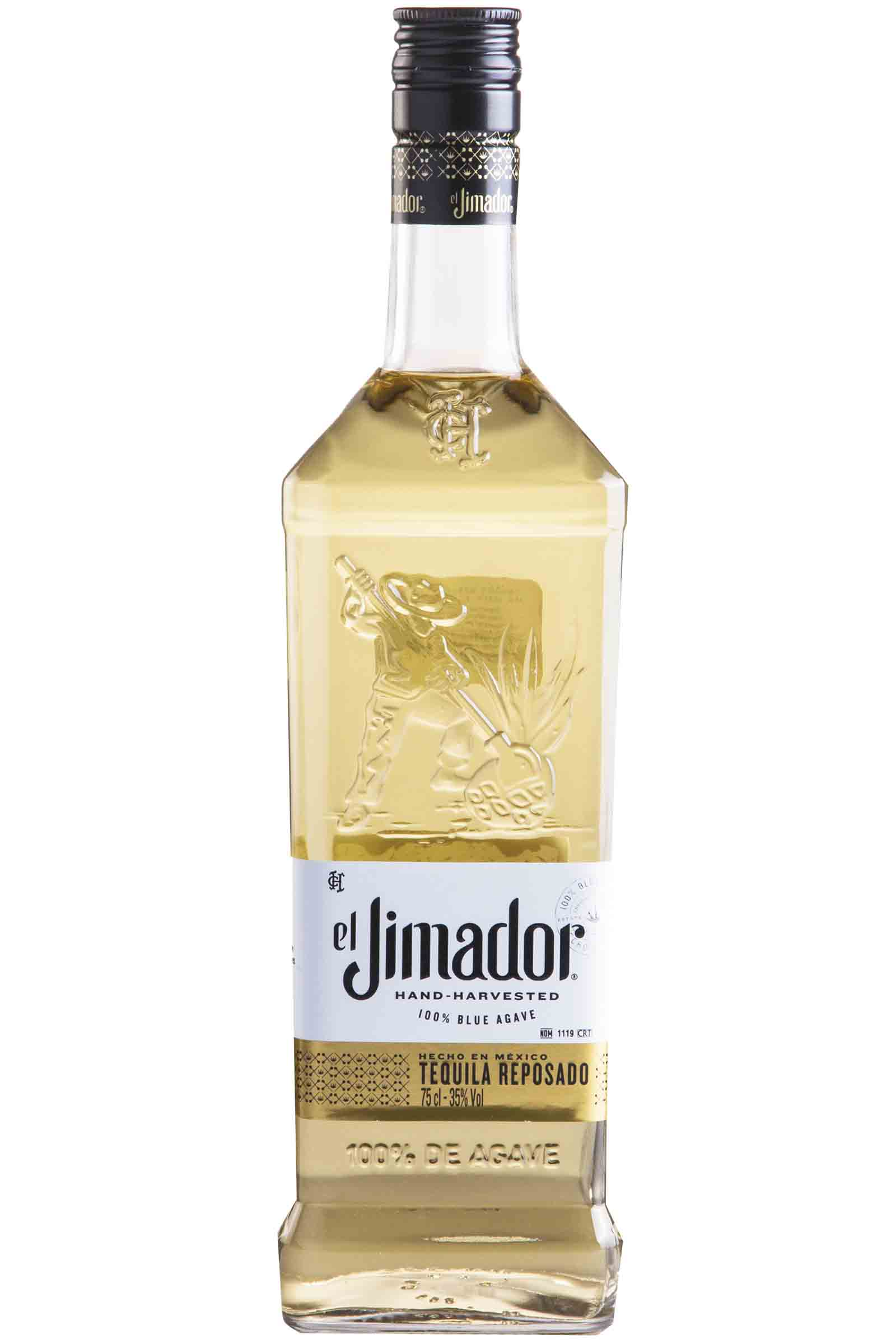 Tequila El Jimador Reposado 100% Agave 750ml