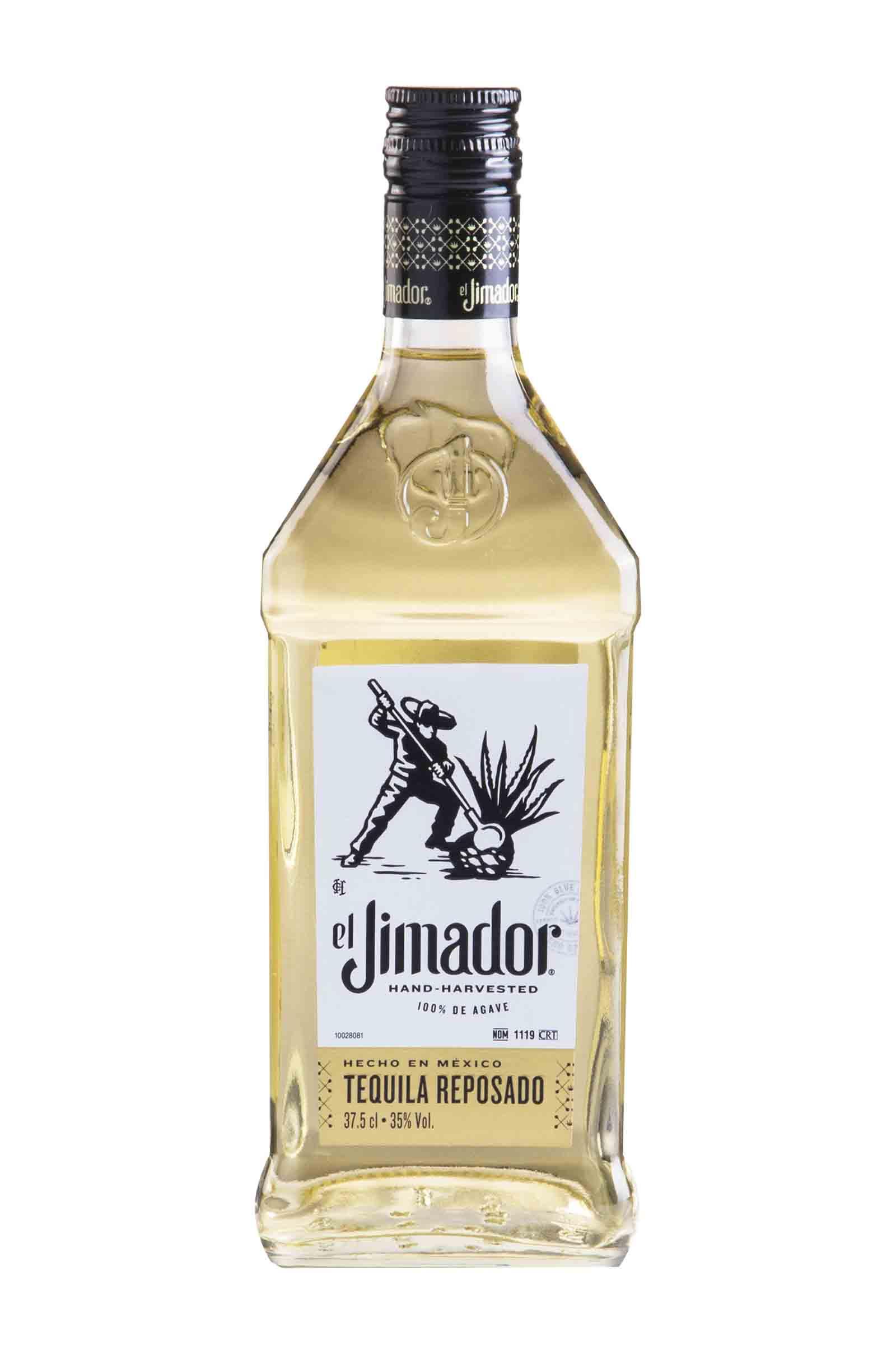 Tequila El Jimador Reposado 100% Agave 375ml