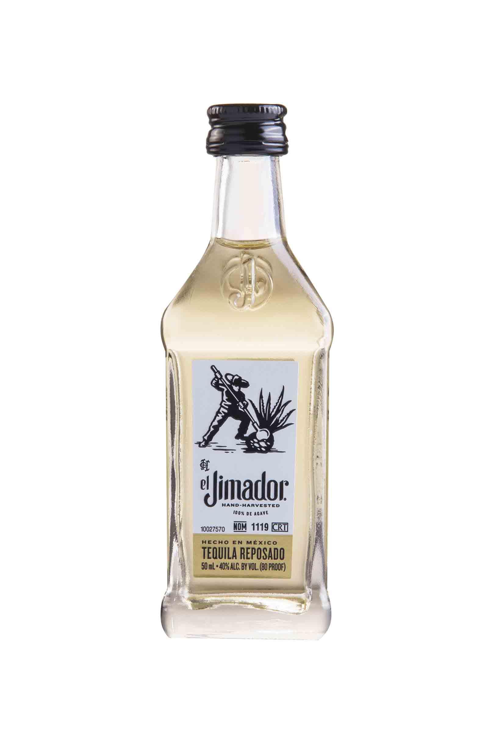 Tequila El Jimador Reposado 100% Agave 50ml