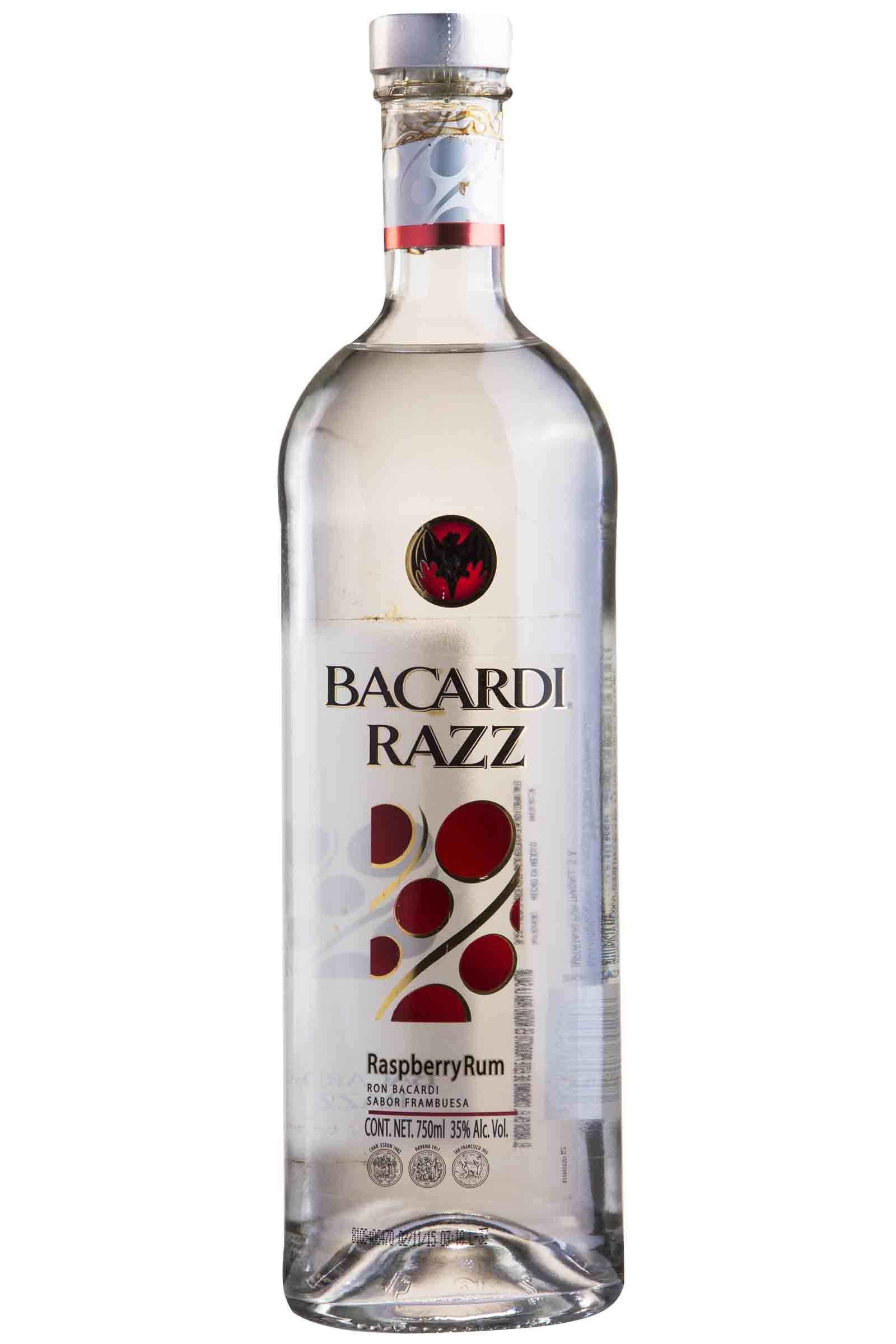 Ron Bacardi Razz 750ml