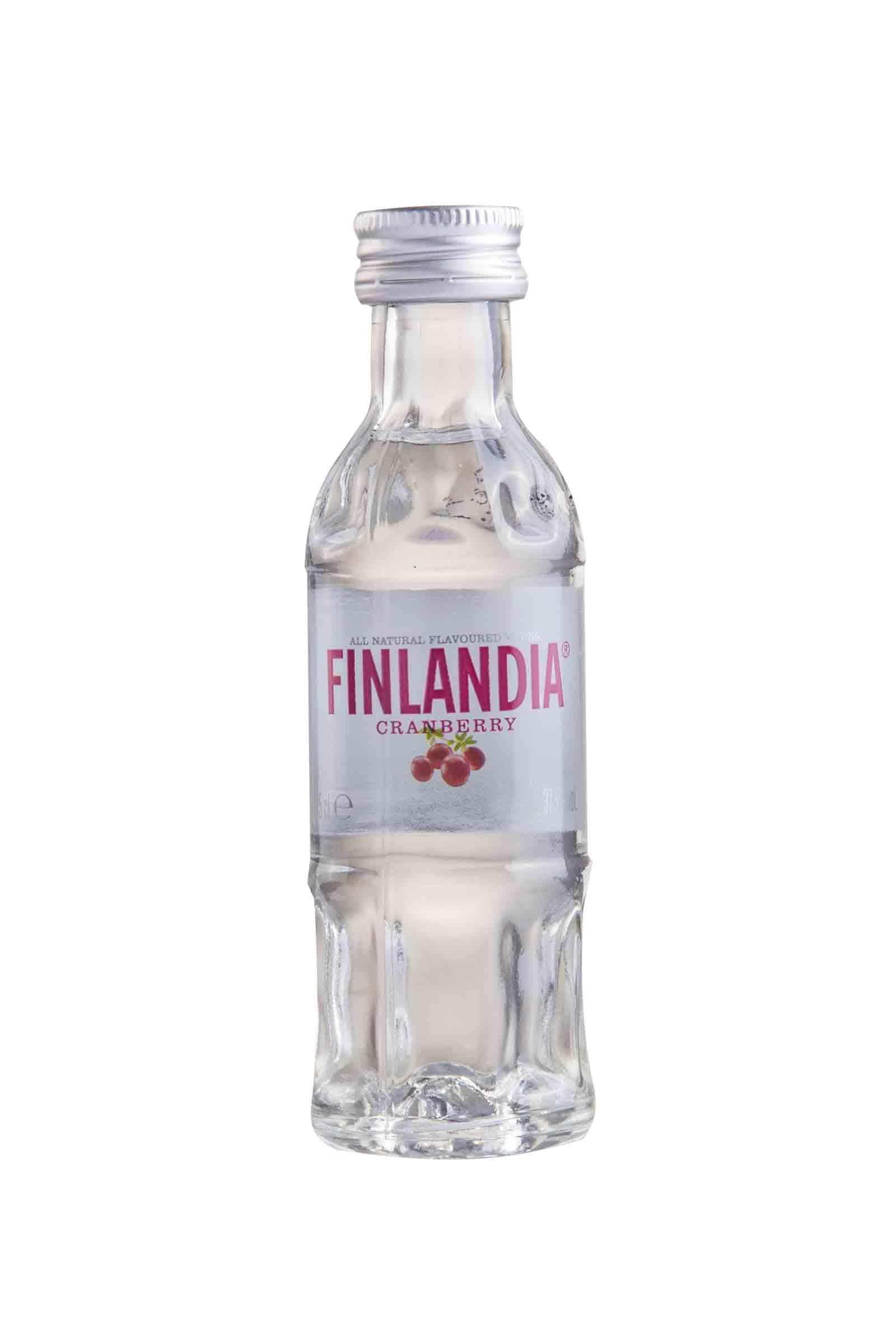 Vodka Finlandia Cranberry 50ml