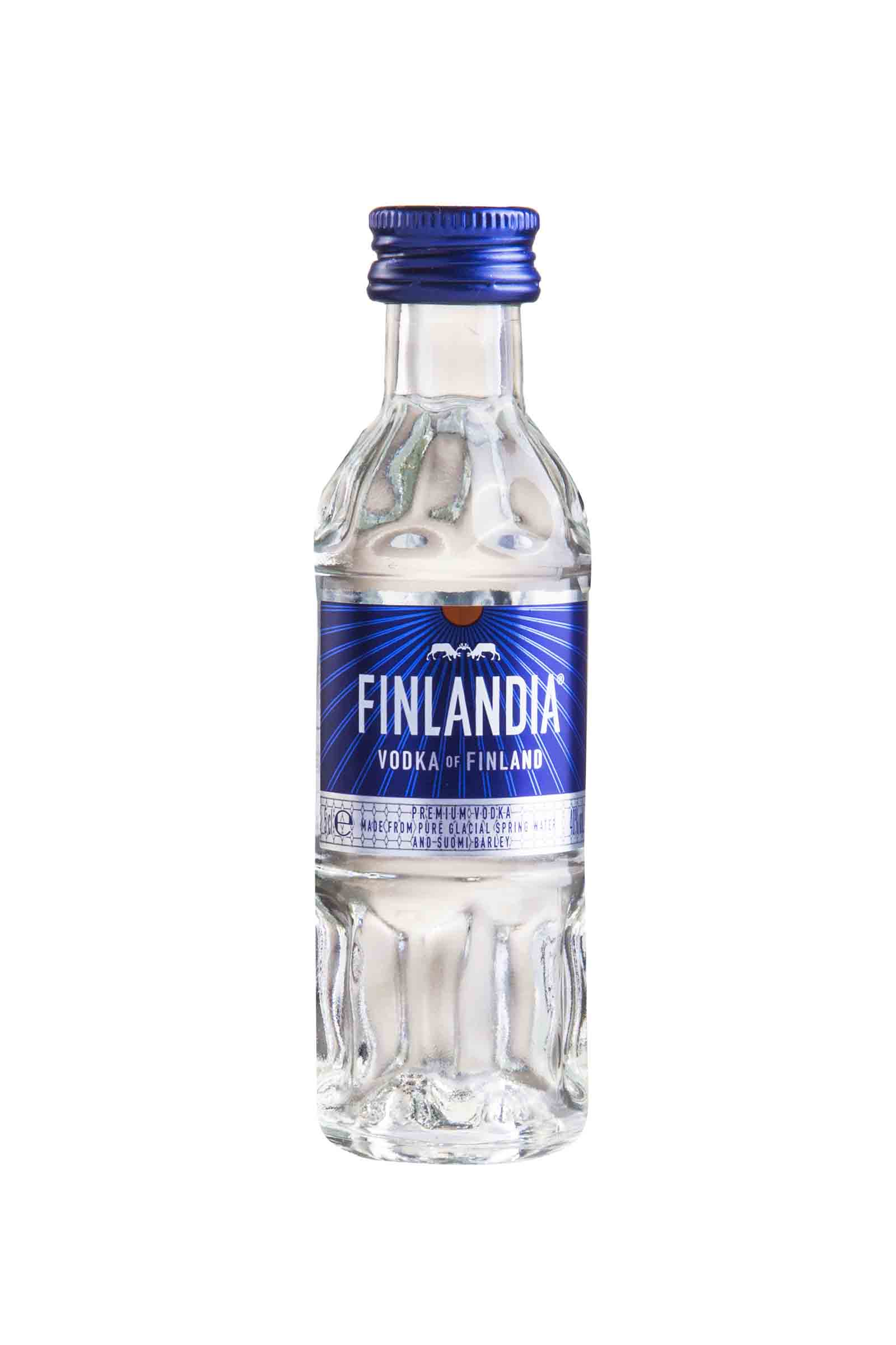 Vodka Finlandia 50ml