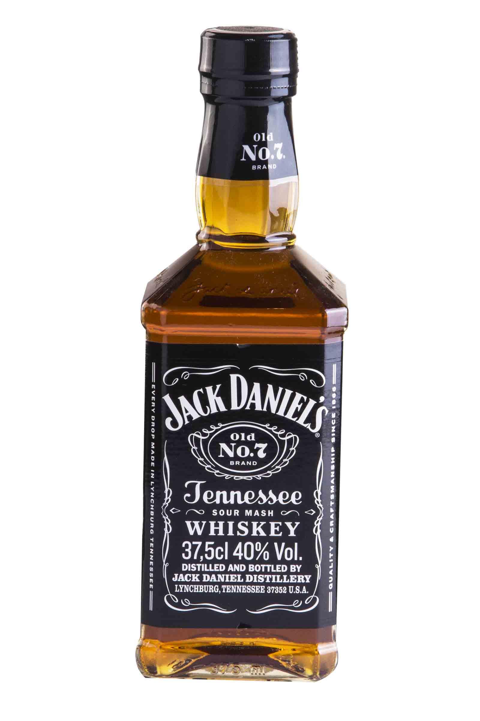 Whiskey Jack Daniel's Old No. 7 375ml