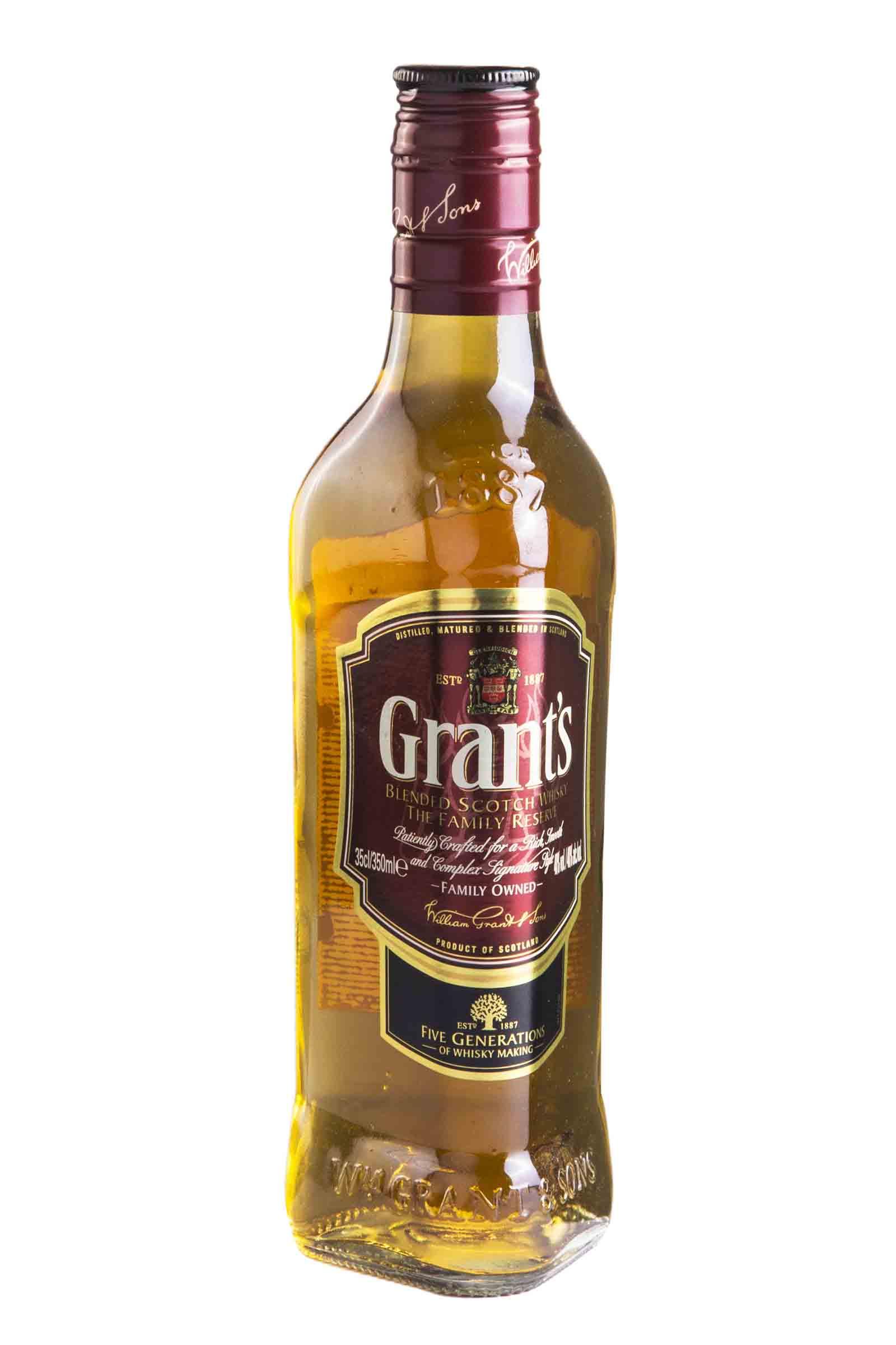 Whisky Grants Triple Wood 350ml