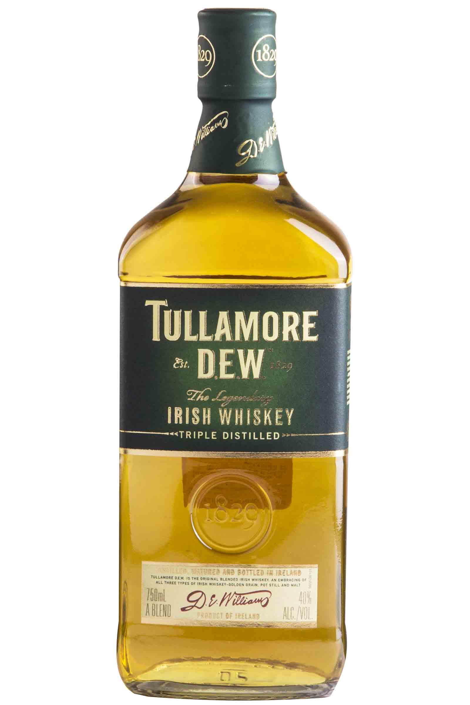 Whiskey Tullamore Dew 750ml