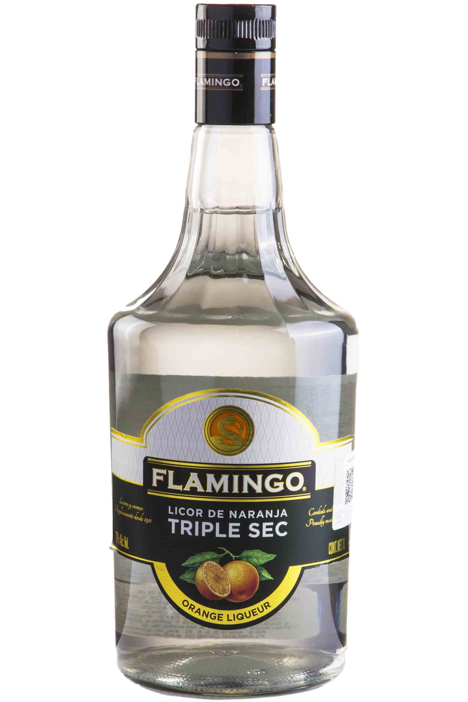 Licor Flamingo Triple Sec 1000ml