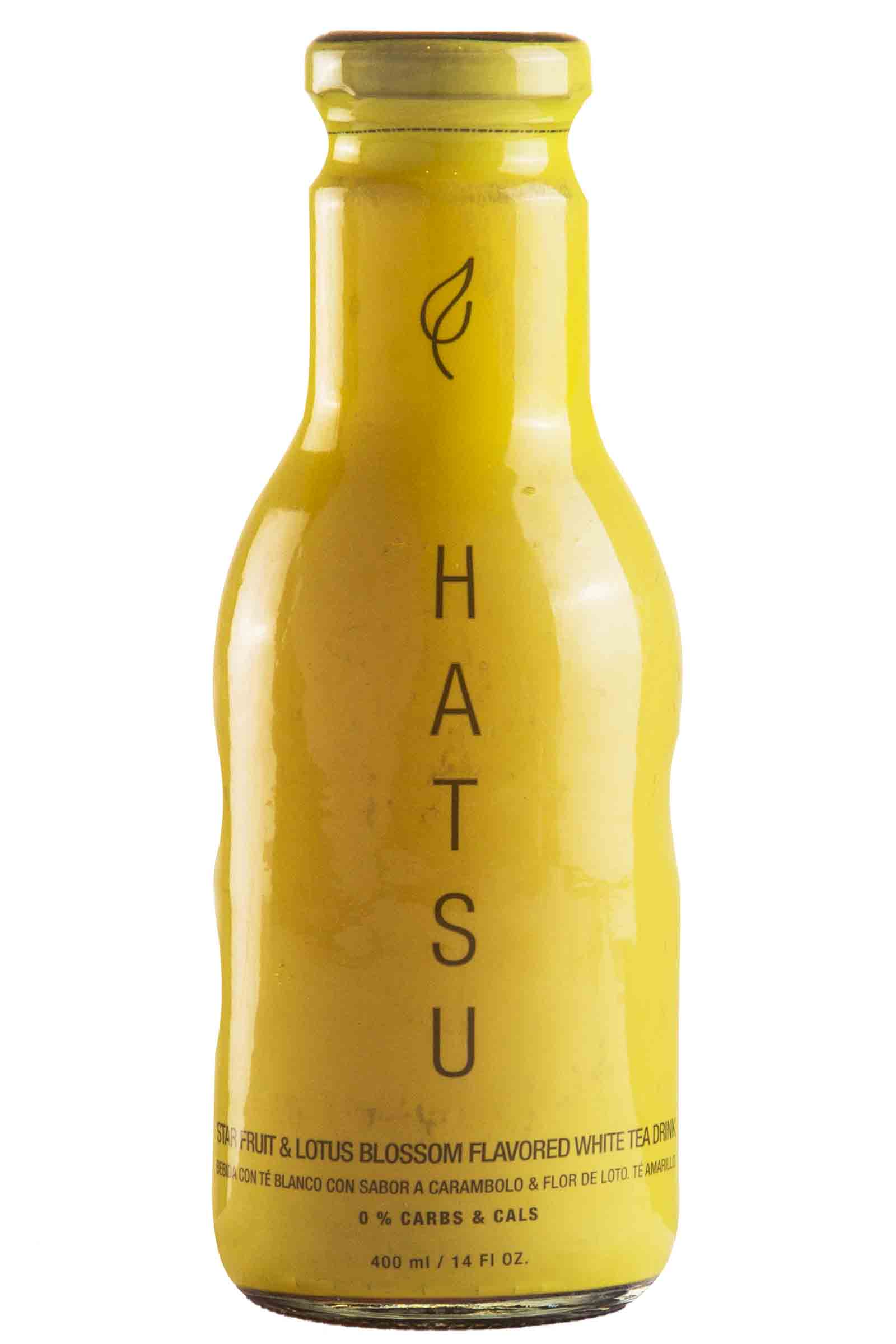 Hatsu Té Amarillo 400ml