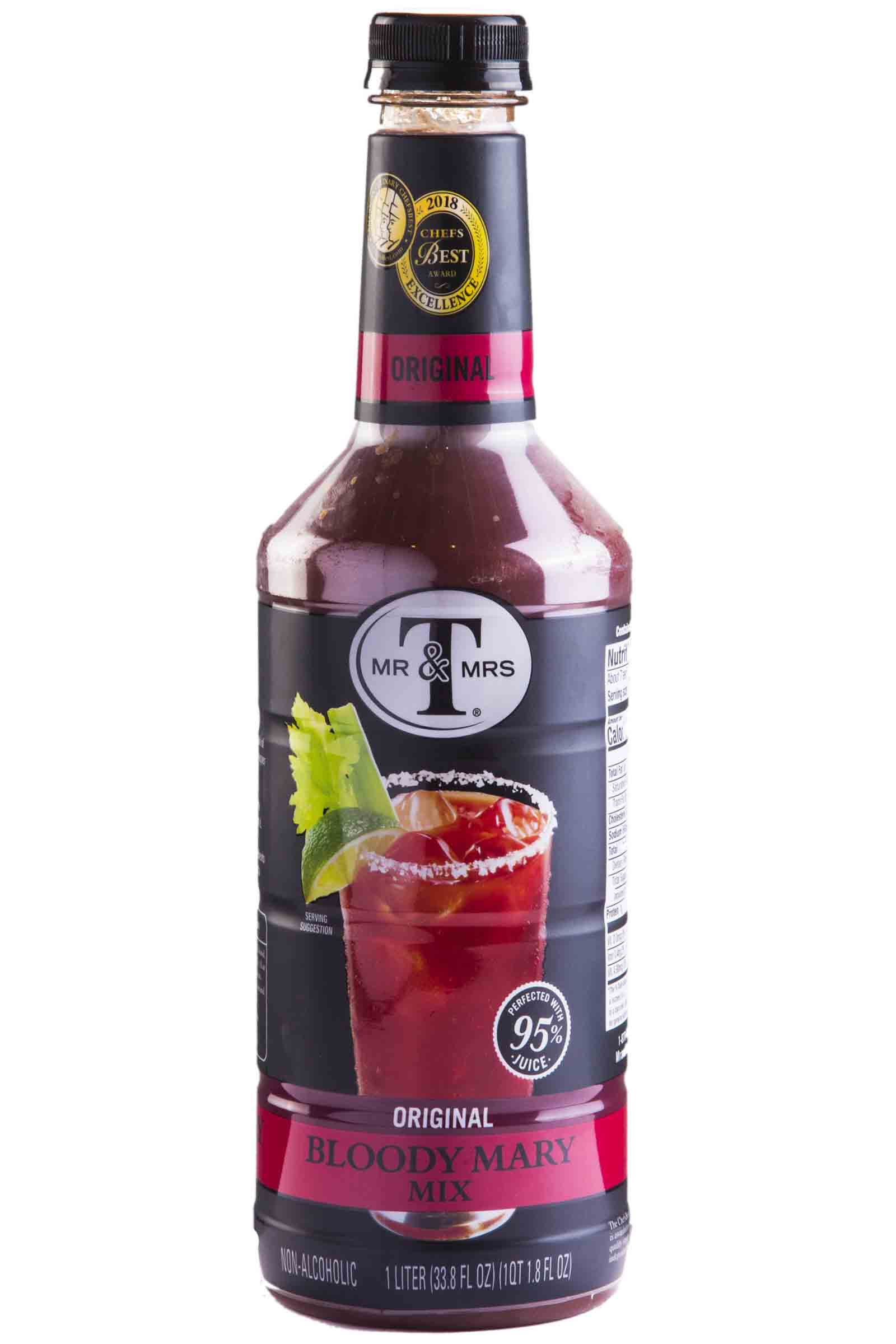 Mr & Mrs T Bloody Mary Mix 1000ml