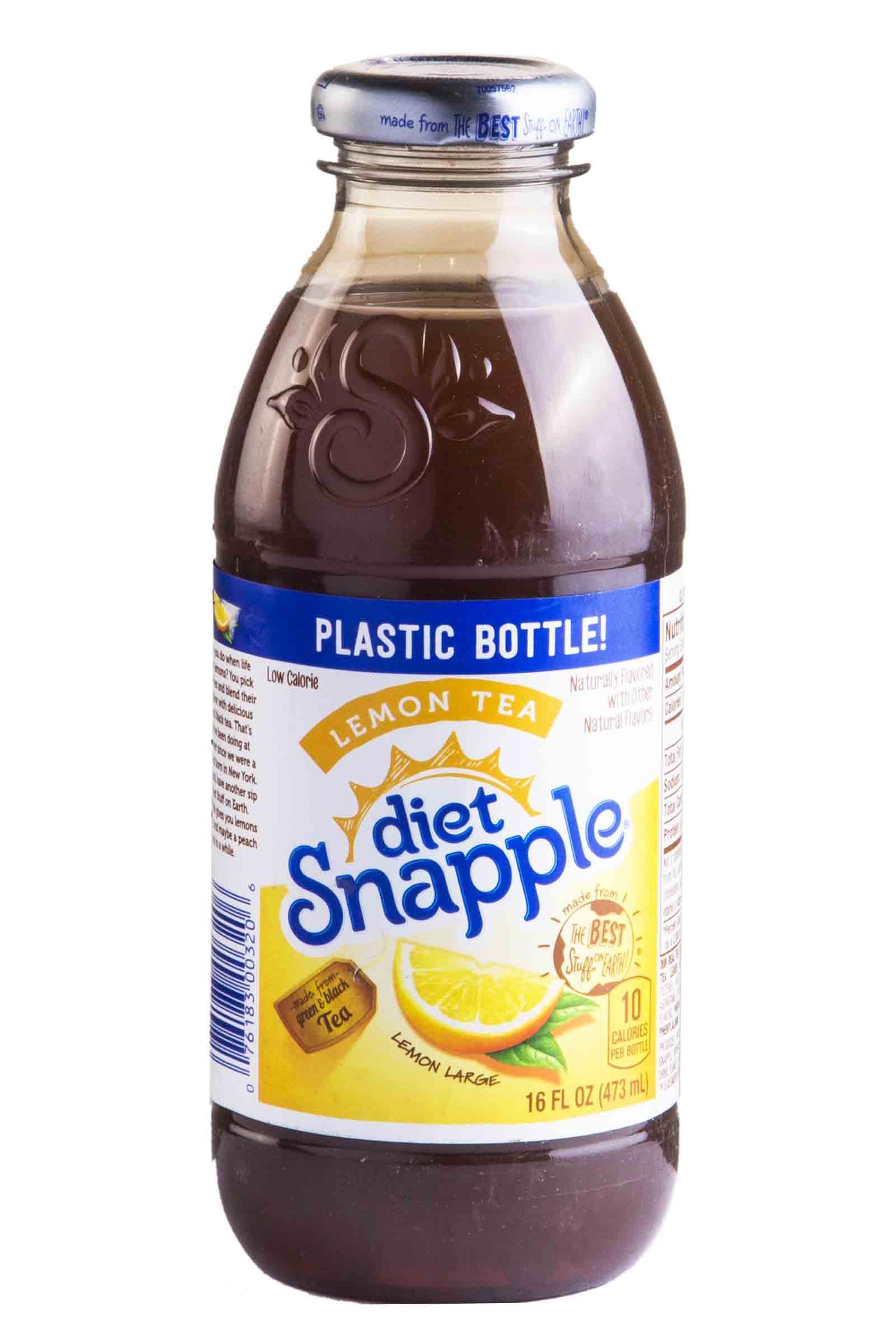 Té Snapple Dieta Limon 473ml