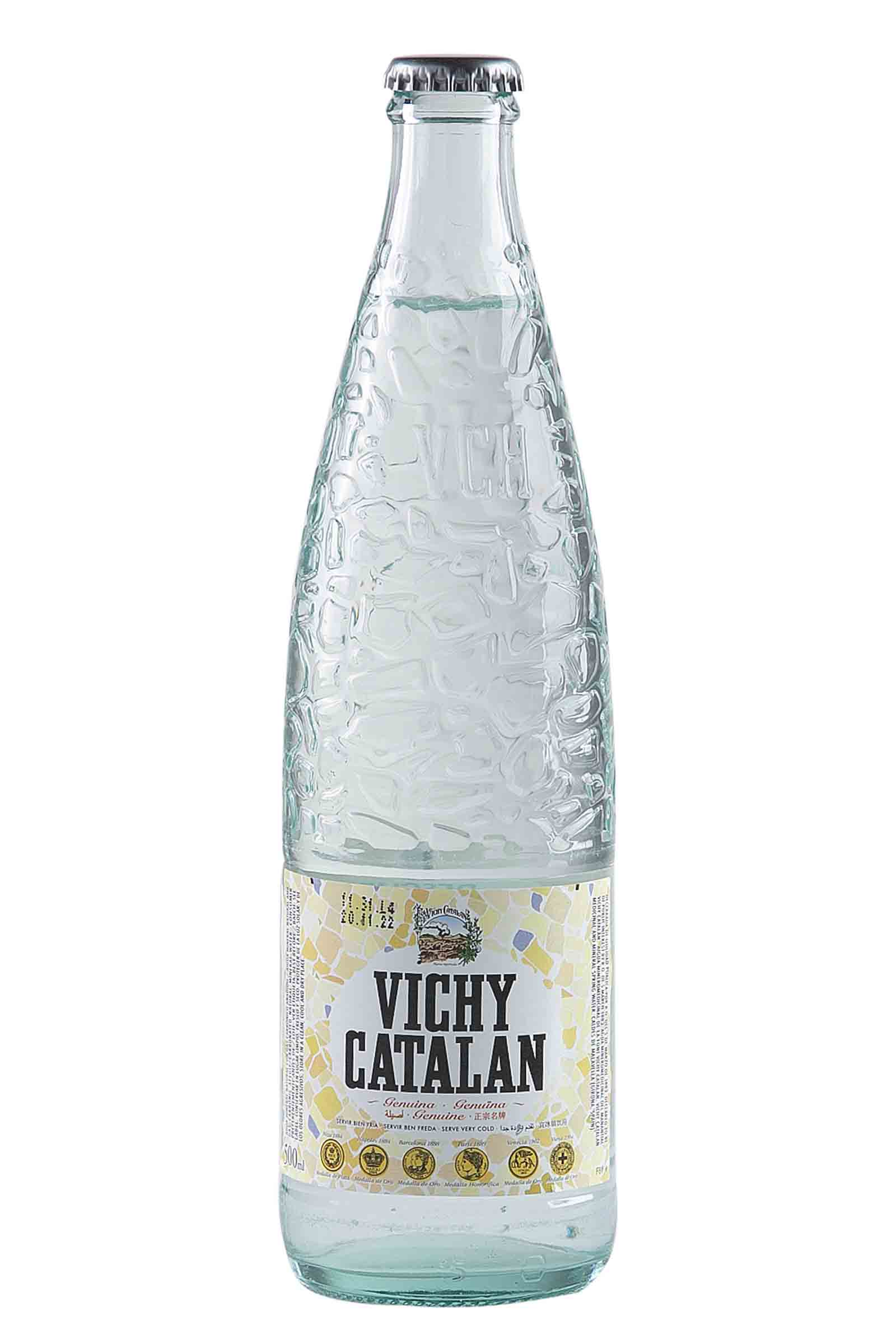 Agua Mineral Vichy Catalan 500ml
