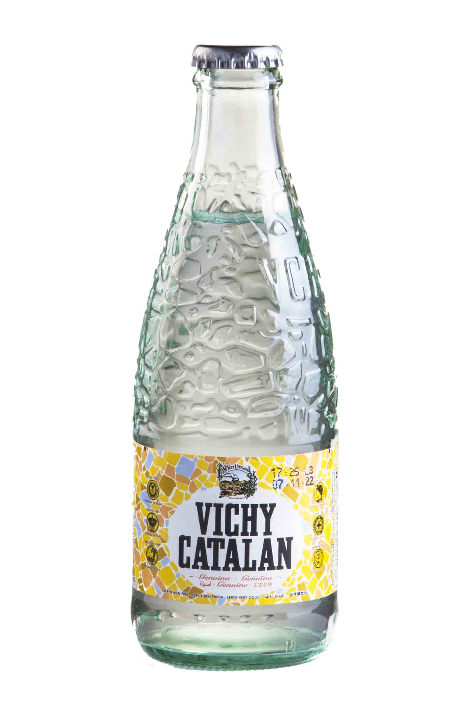 Agua Mineral Vichy Catalan 250ml