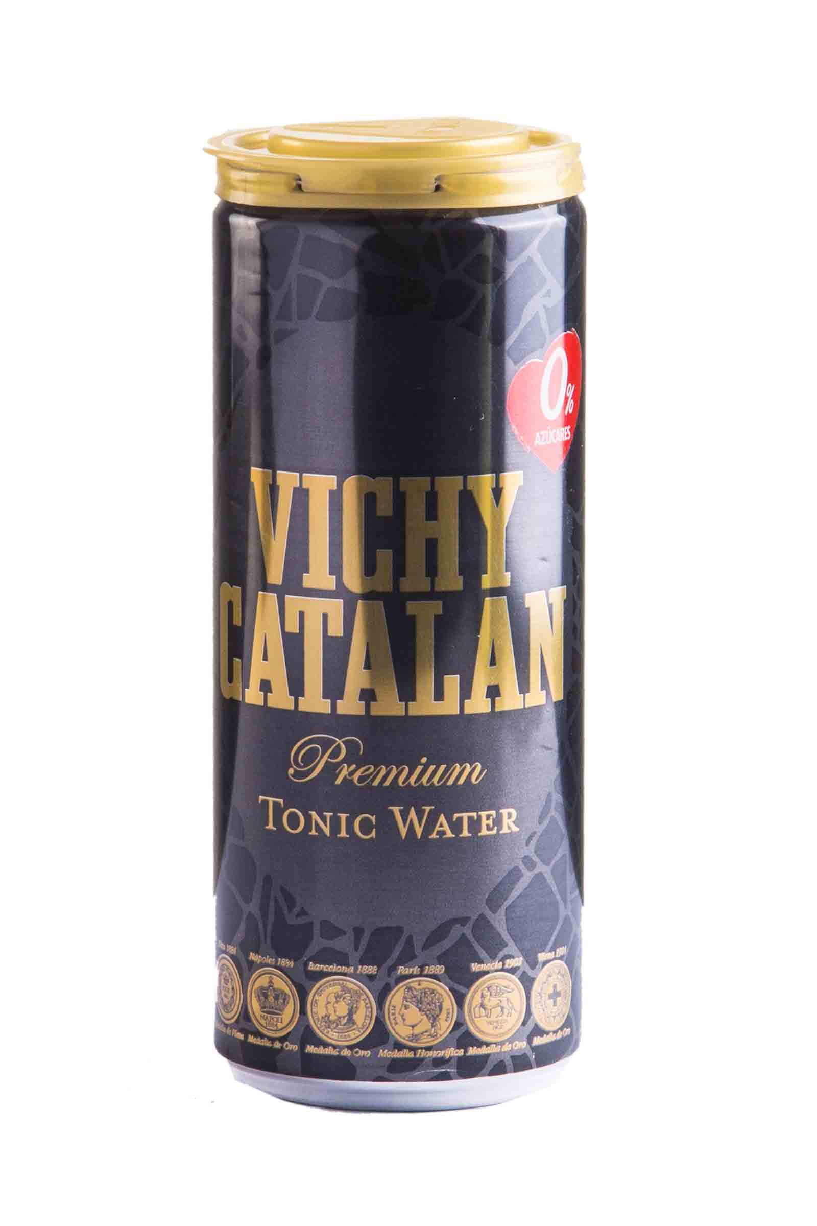 Vichy Catalan Agua Tonica 330ml