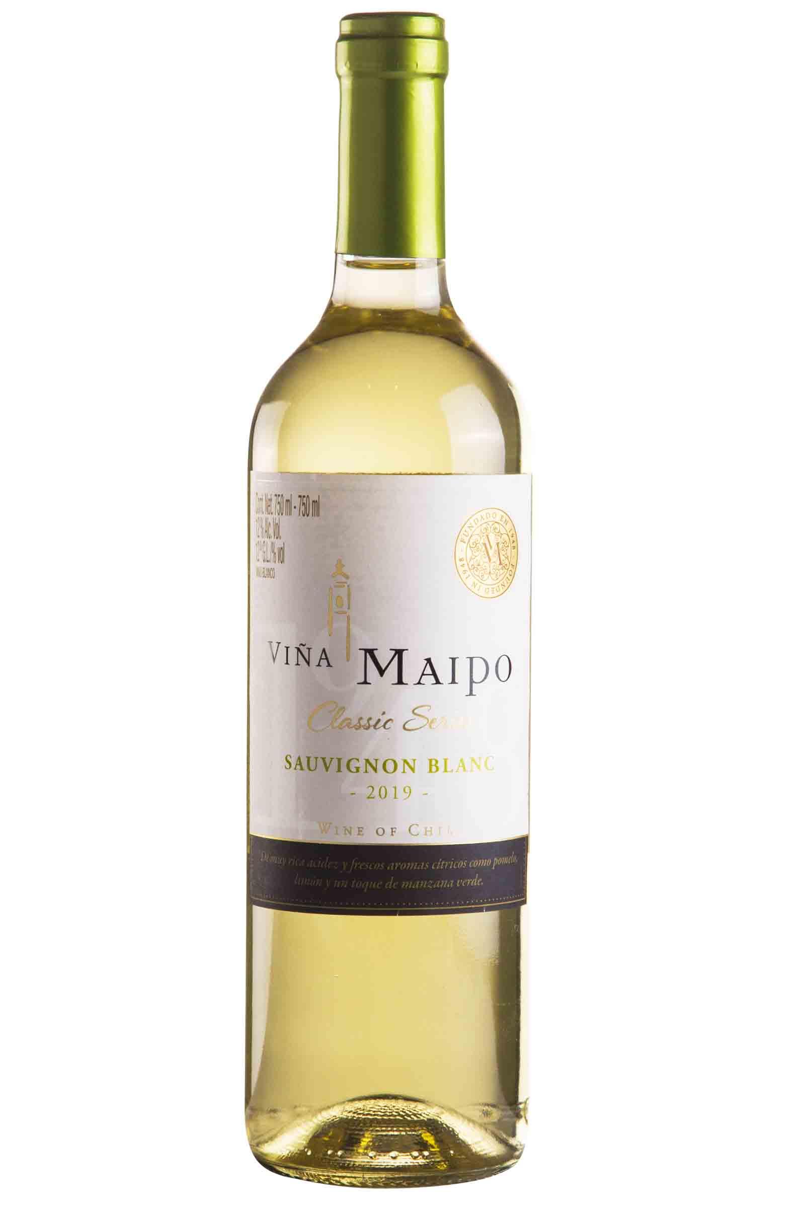 Vino Maipo Varietal Sauvignon Blanc 750ml