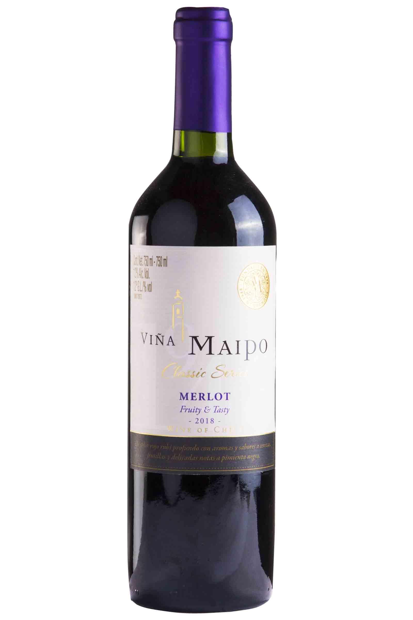 Vino Maipo Varietal Merlot 750ml