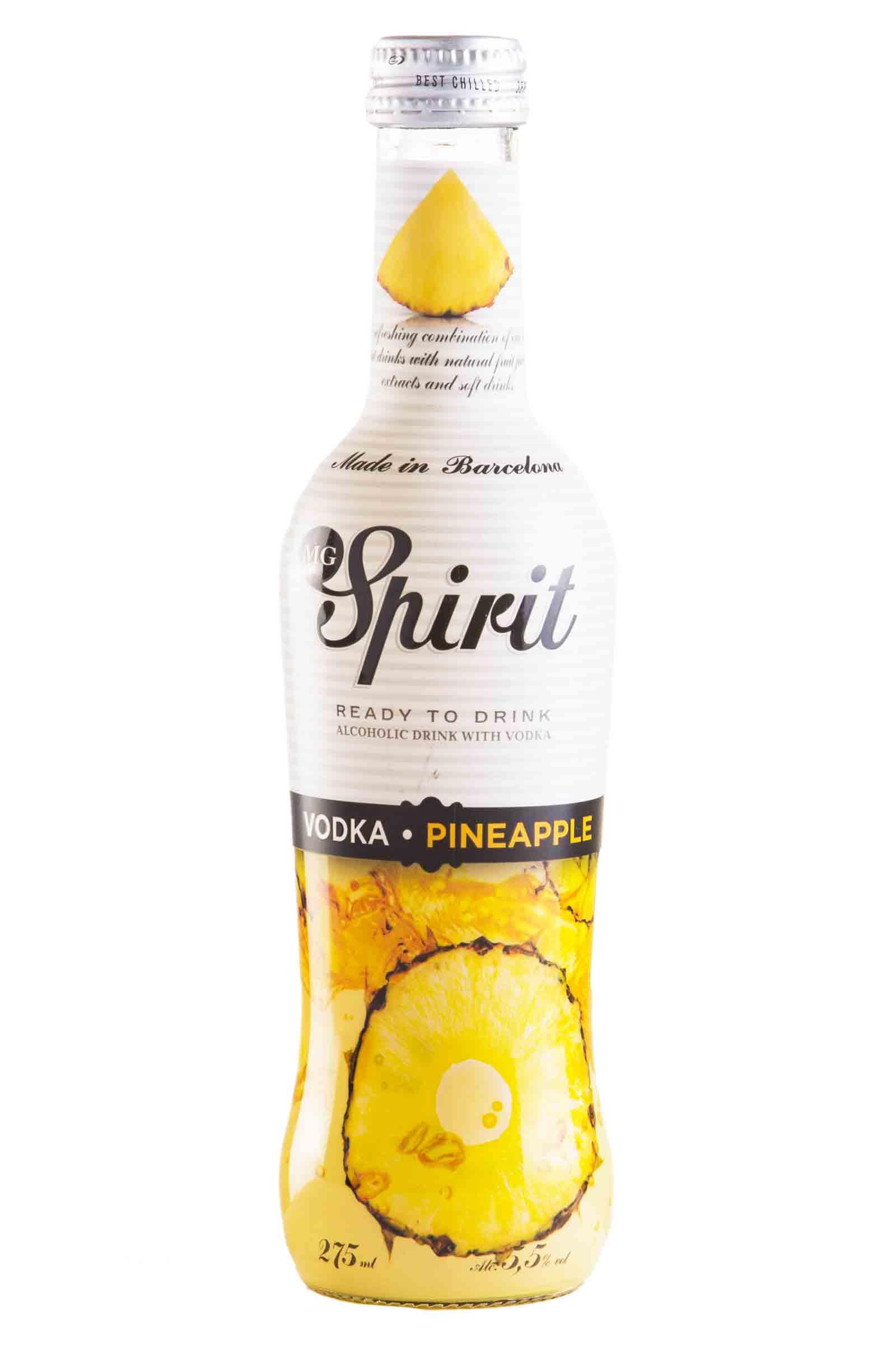 MG Spirits Vodka Piña 275ml