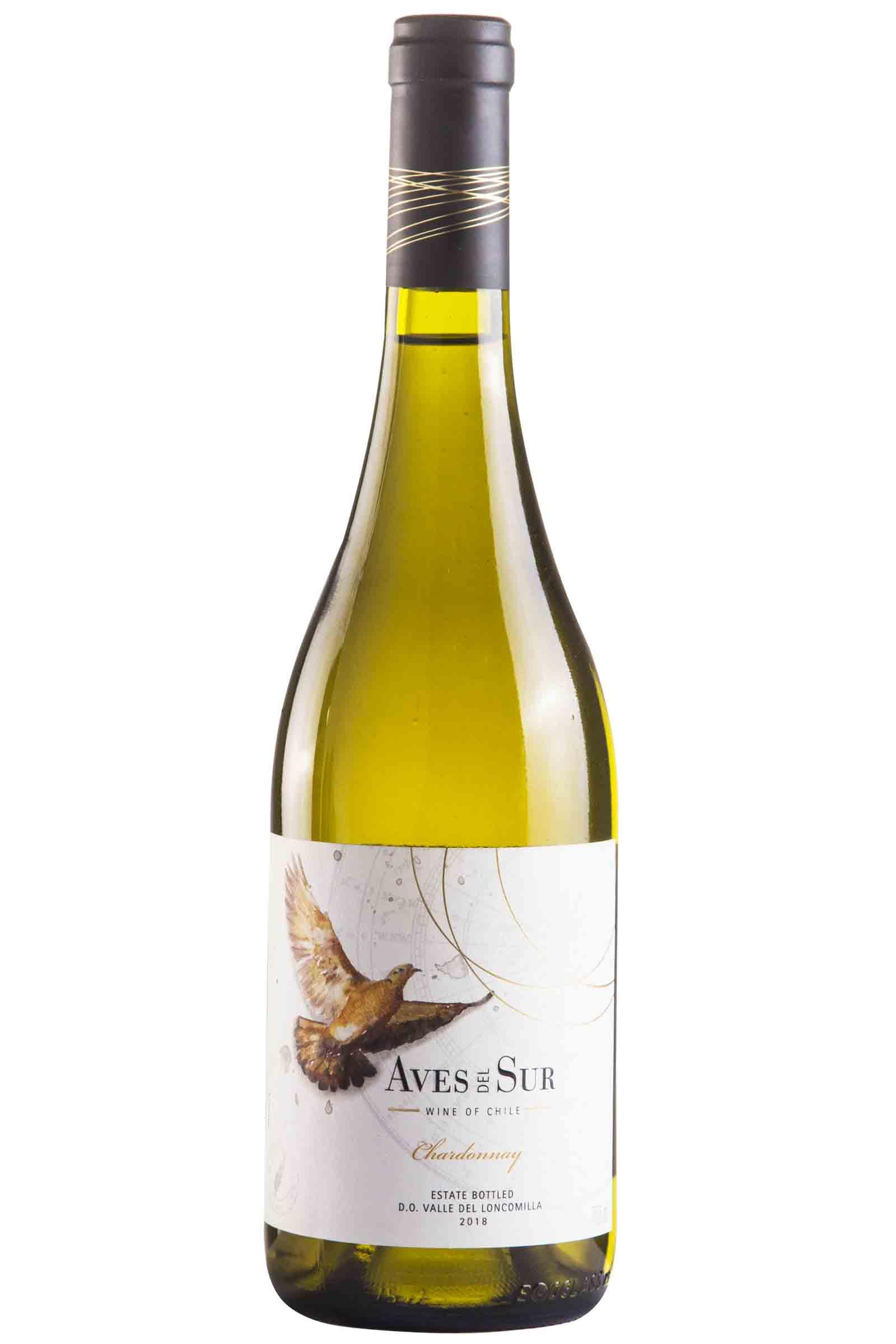Vino Aves Del Sur Chardonnay 750ml
